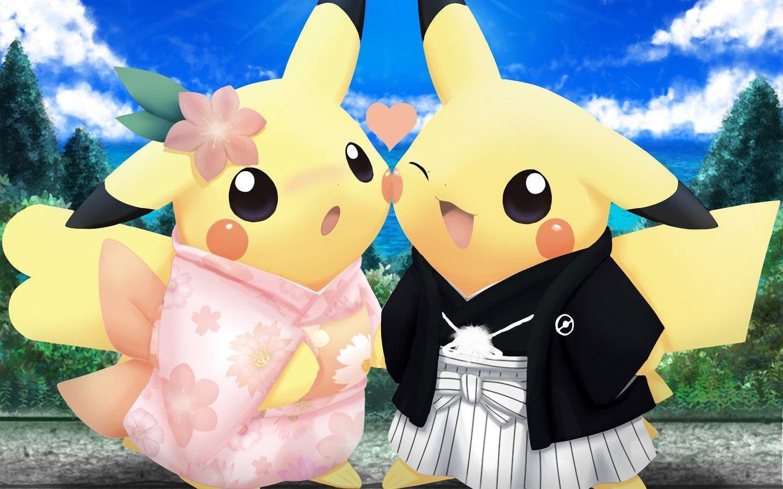 Những người yêu thích Pikachu 1440x900 - Google+