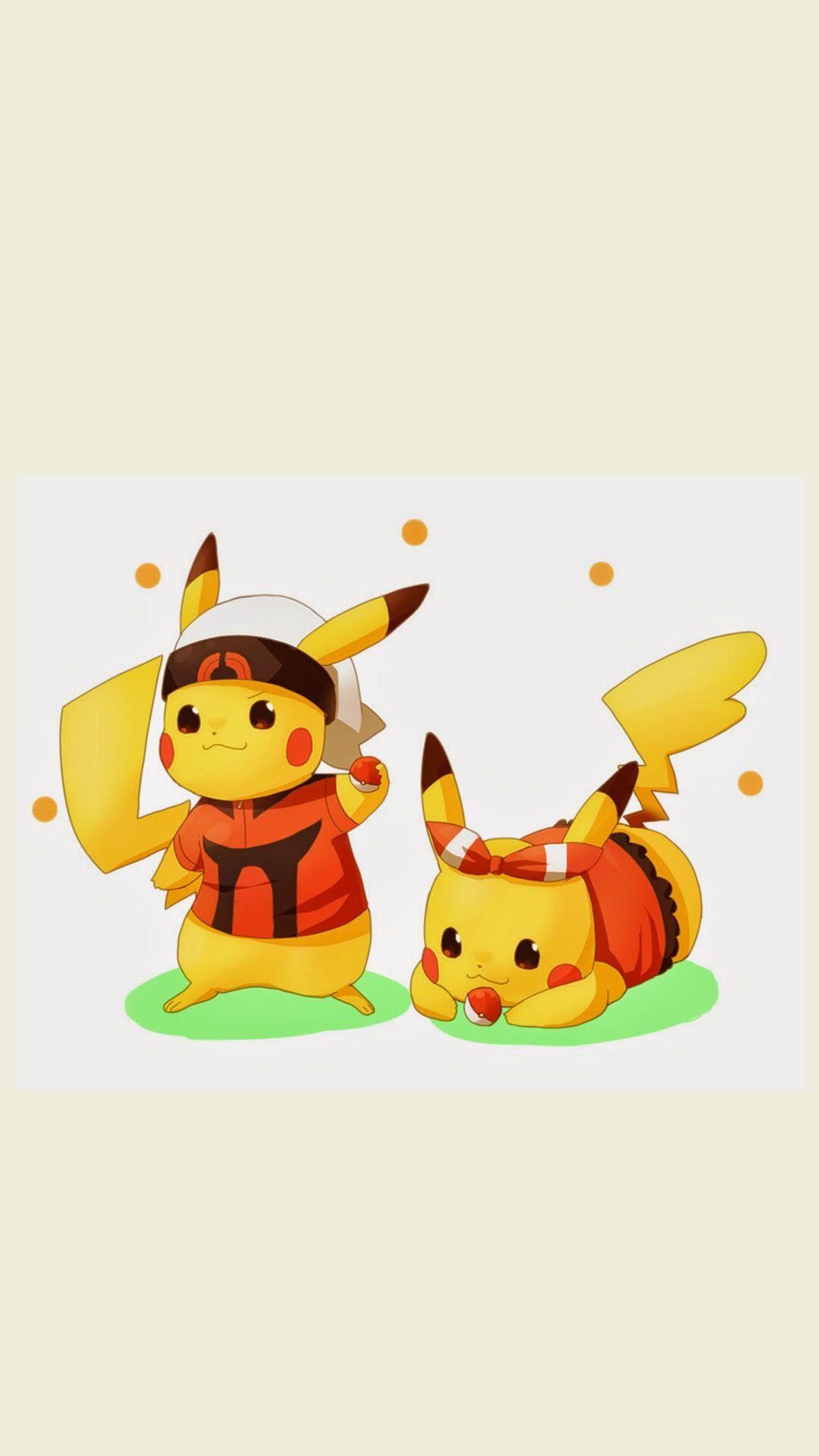 Hình ảnh chạm 1080x1920 để có thêm hình nền Pikachu cho iPhone 6 Plus!  Pikachu