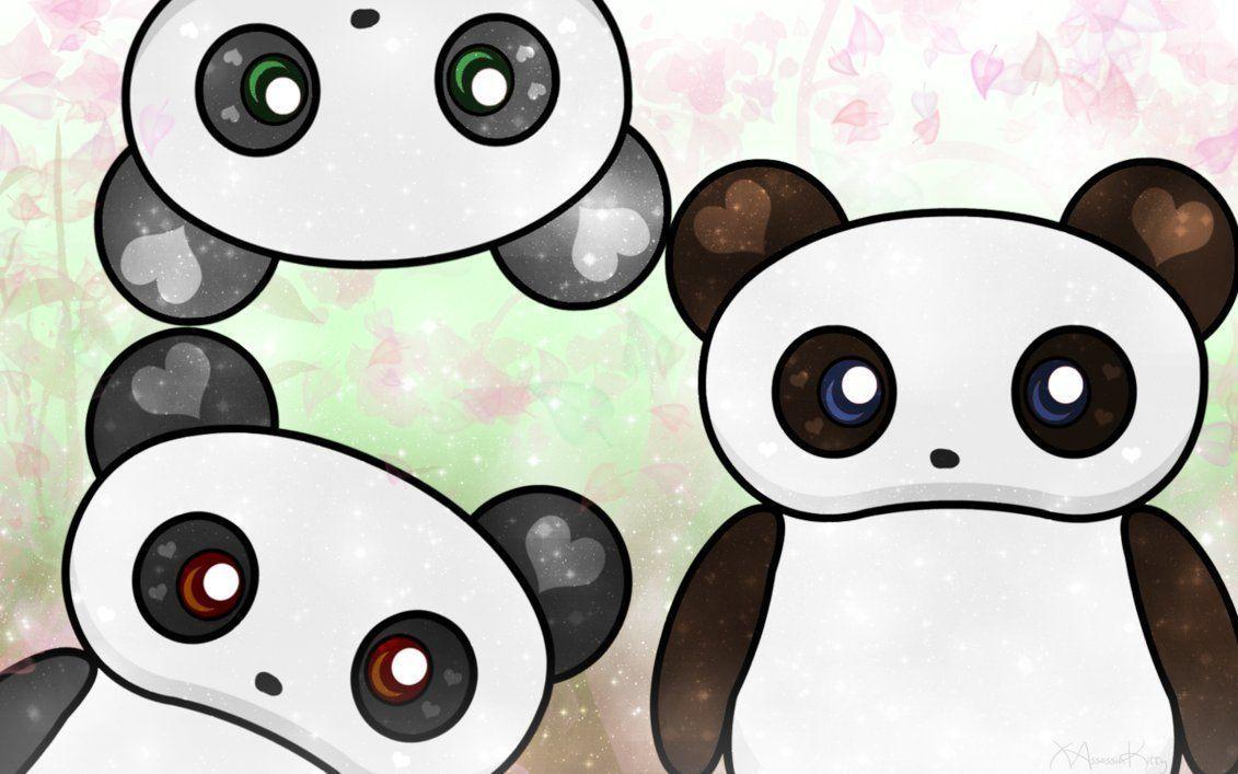 Kawaii Panda Wallpapers - Top Free
