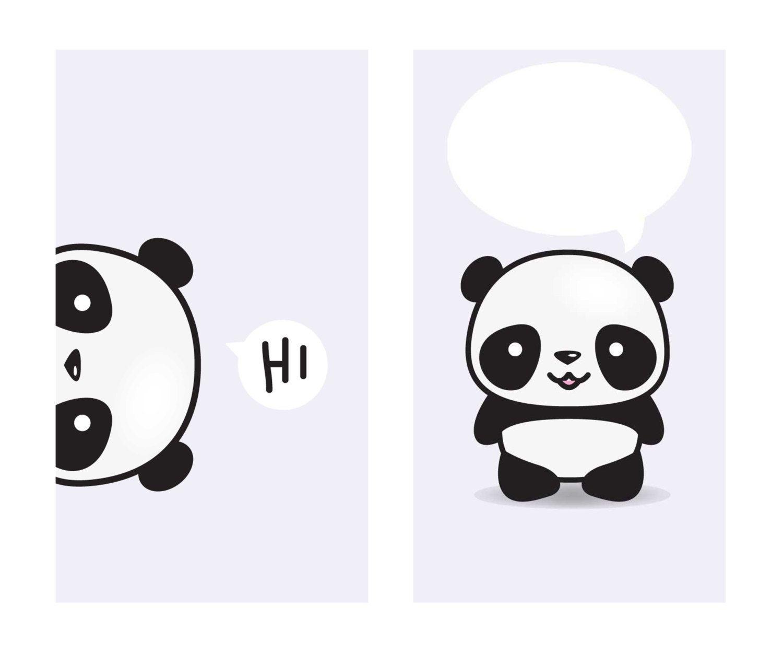 58 Best Free Kawaii Panda Wallpapers Wallpaperaccess