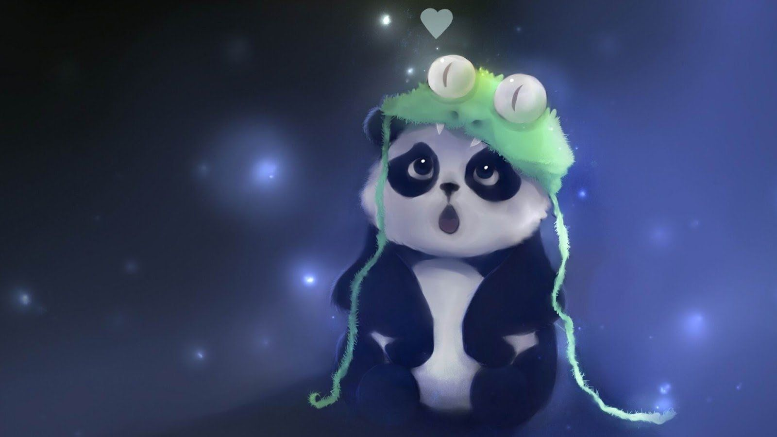 Cartoon Panda Wallpapers Top Free Cartoon Panda Backgrounds Wallpaperaccess