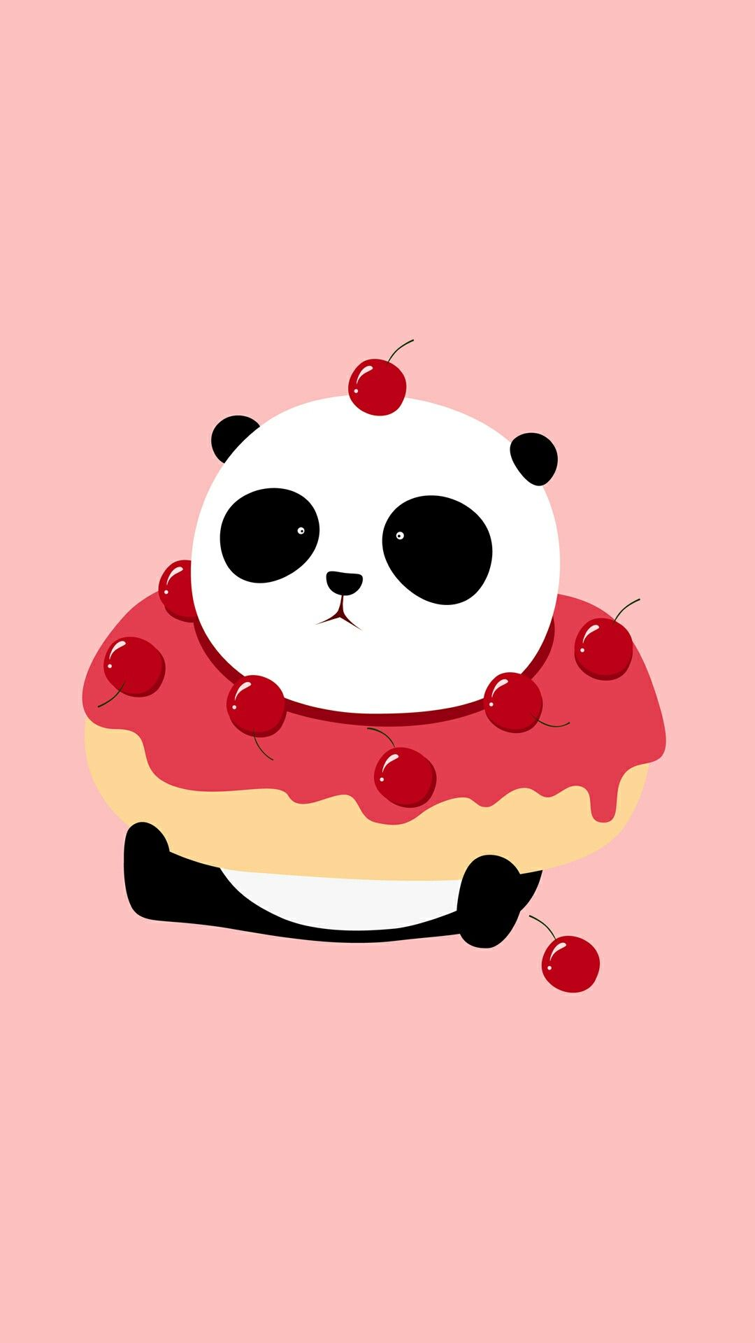 Kawaii Panda Wallpapers - Top Free Kawaii Panda ...