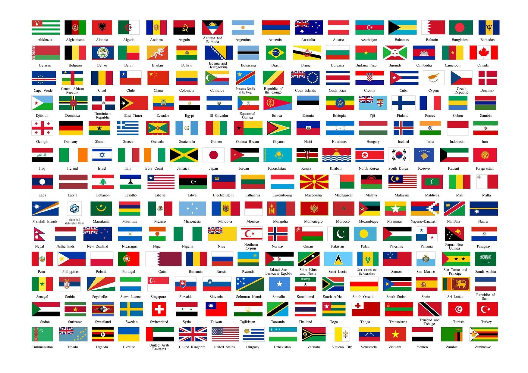 World Flag Wallpapers - Top Free World Flag Backgrounds