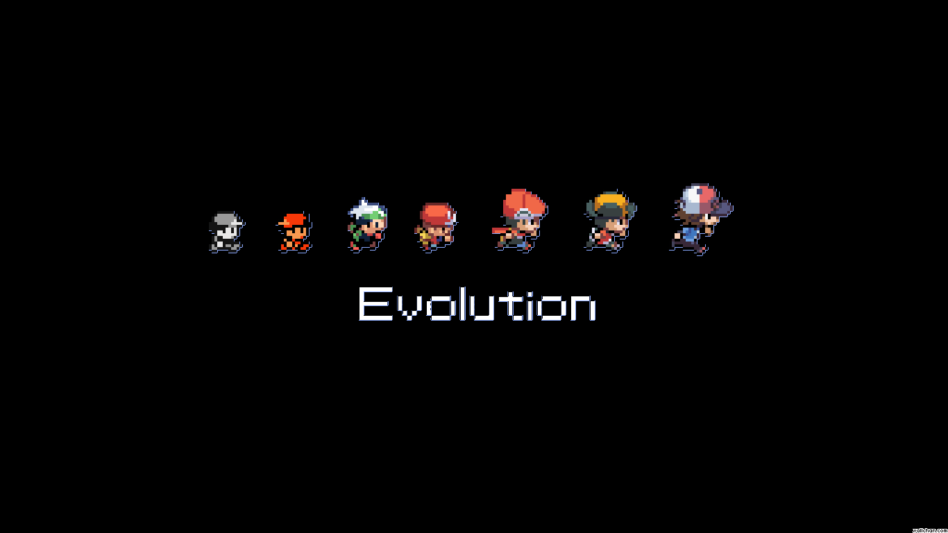 Pokemon Evolution Wallpapers - Top Free Pokemon Evolution Backgrounds -  WallpaperAccess