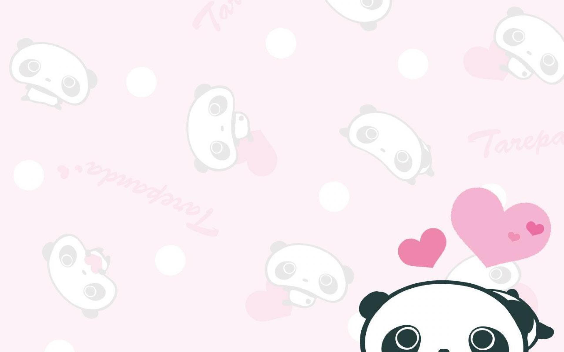 Kawaii Panda Wallpapers Top Free Kawaii Panda Backgrounds