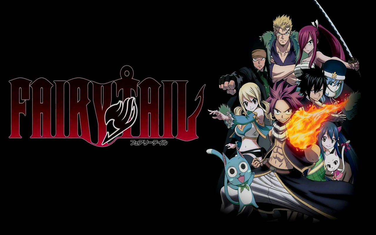 Fairy Tail Pc Wallpapers Top Free Fairy Tail Pc Backgrounds