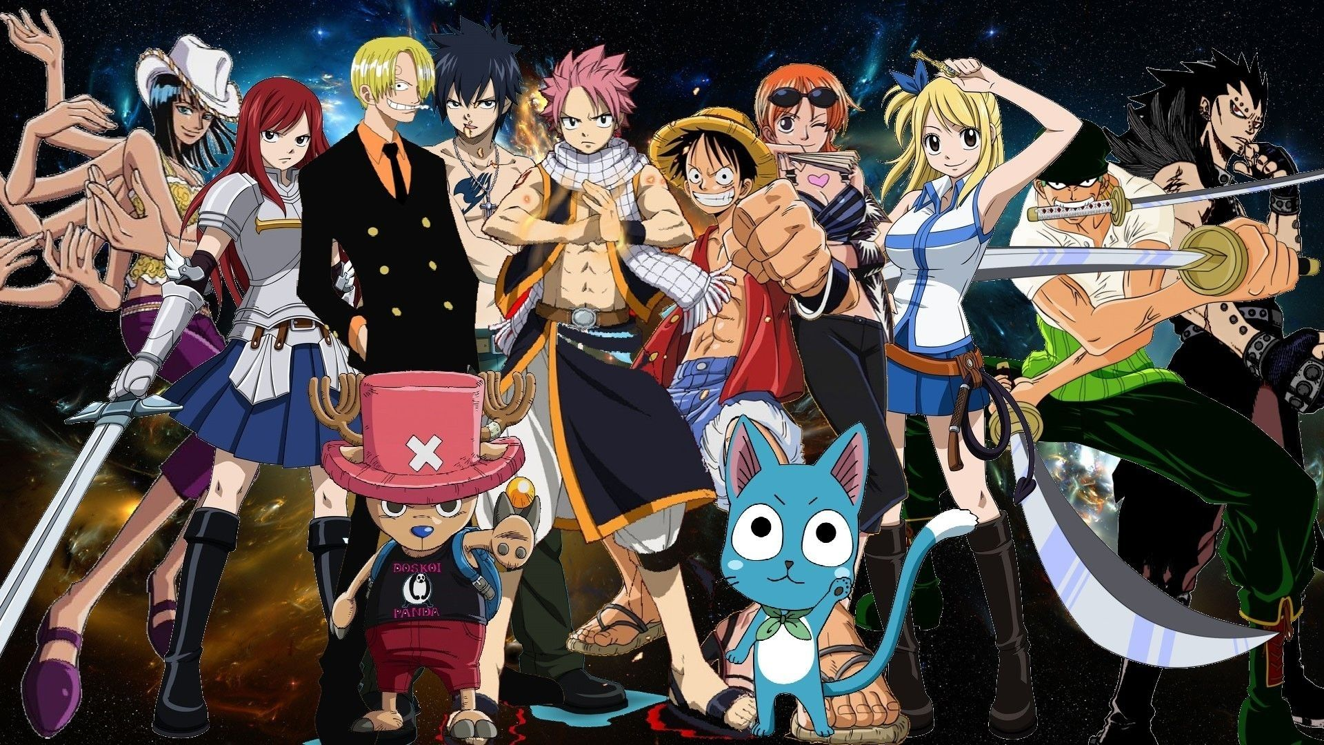 Fairy Tail Pc Wallpapers Top Free Fairy Tail Pc Backgrounds Wallpaperaccess