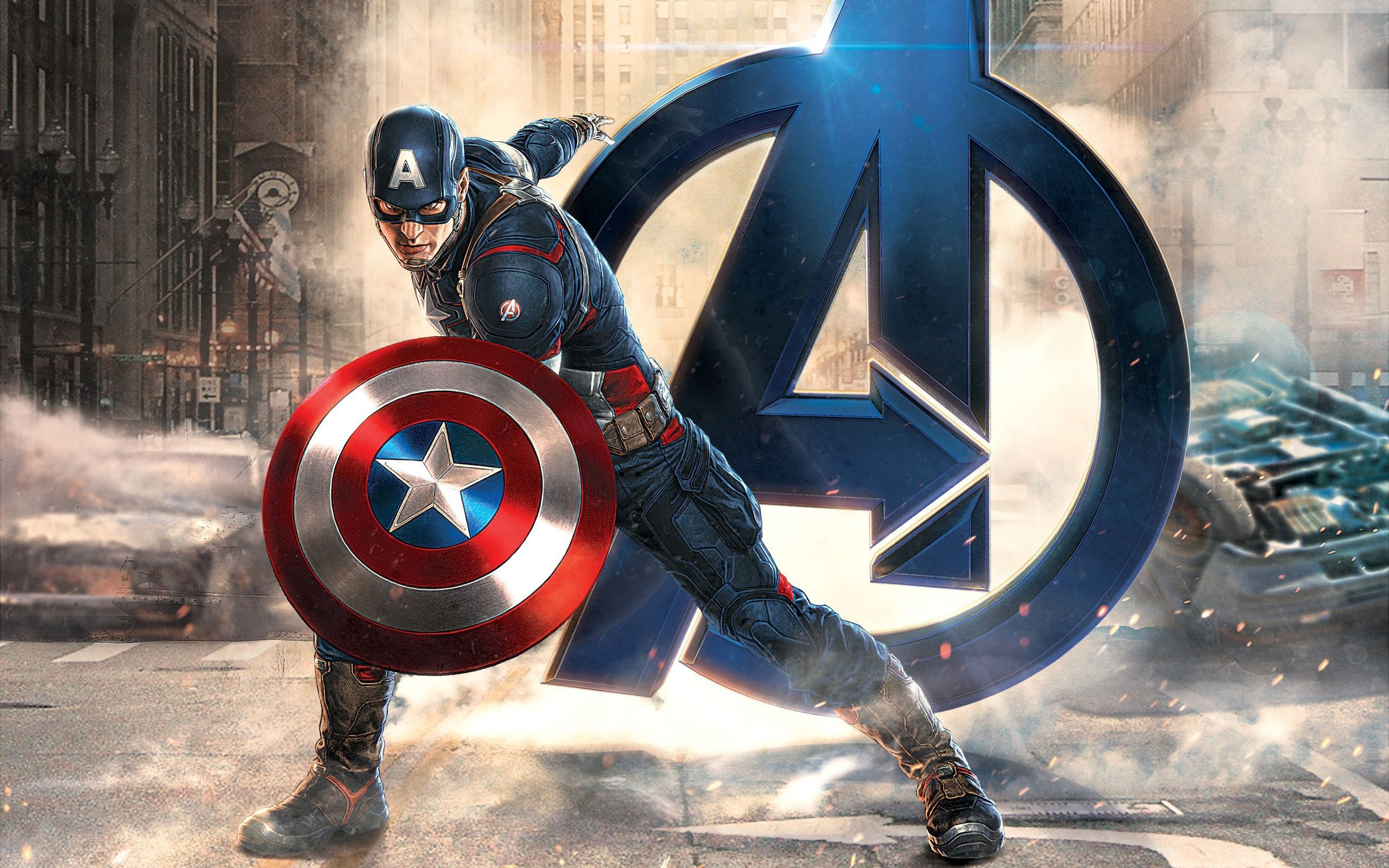 Captain America Wallpapers - Top Free Captain America Backgrounds