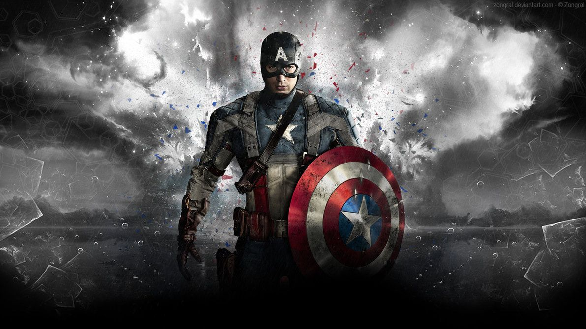 Captain America Wallpapers Top Free Captain America