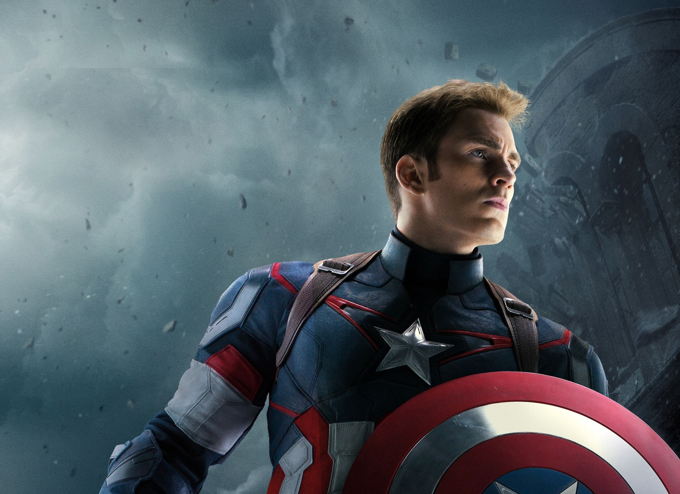 Captain America Laptop Wallpapers Top Free Captain America