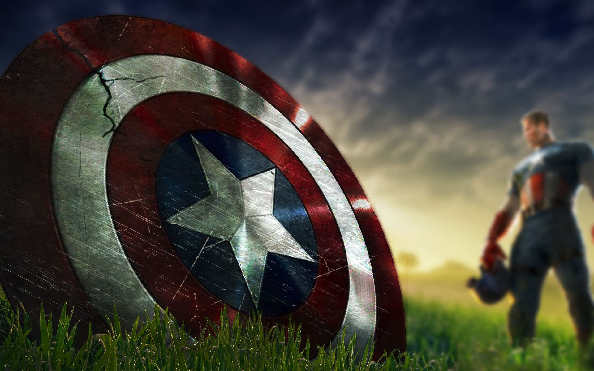 Captain america wallpapers top free captain america - Captain america screensaver download ...