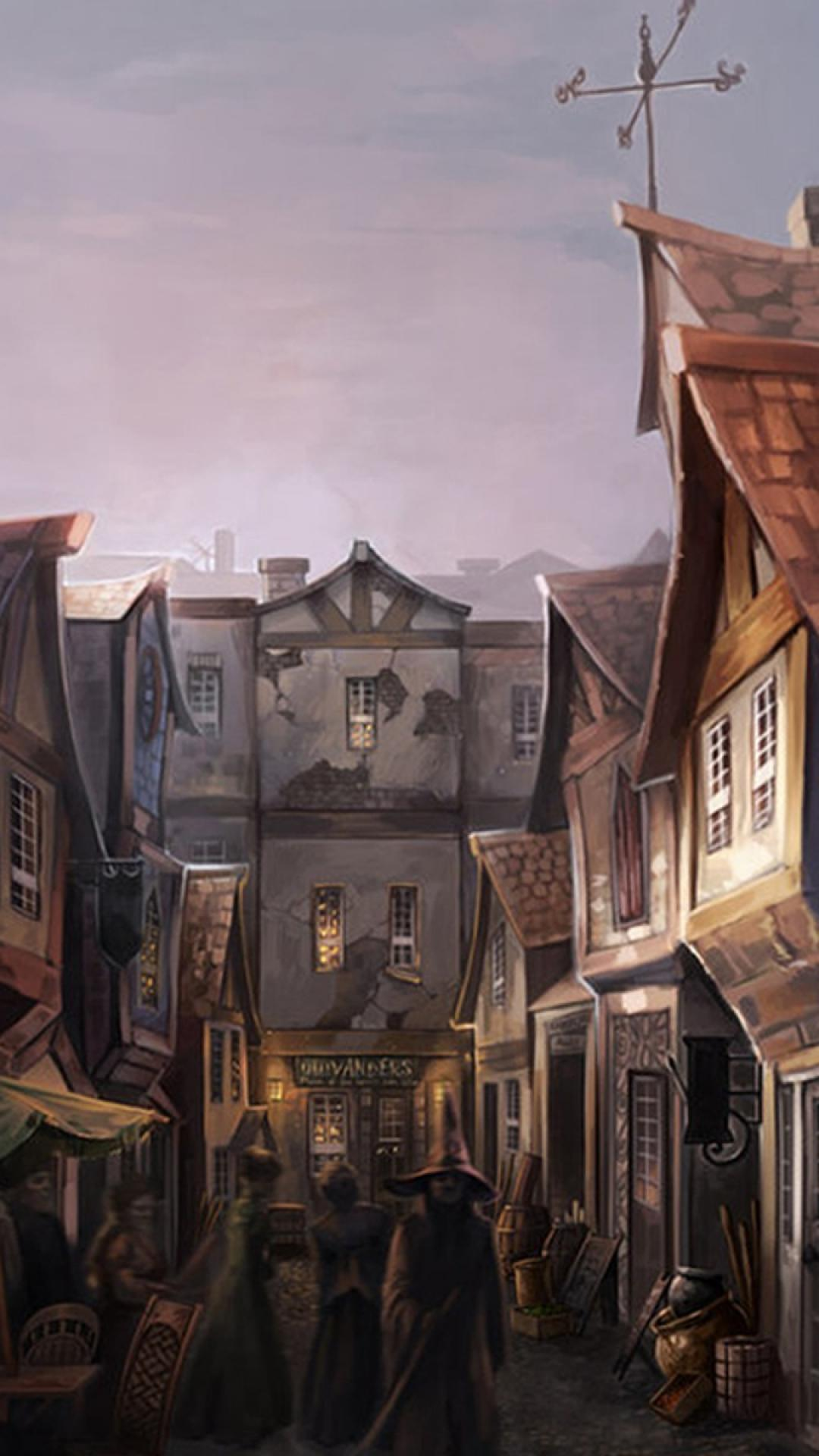 Diagon Alley Wallpapers Top Free Diagon Alley Backgrounds