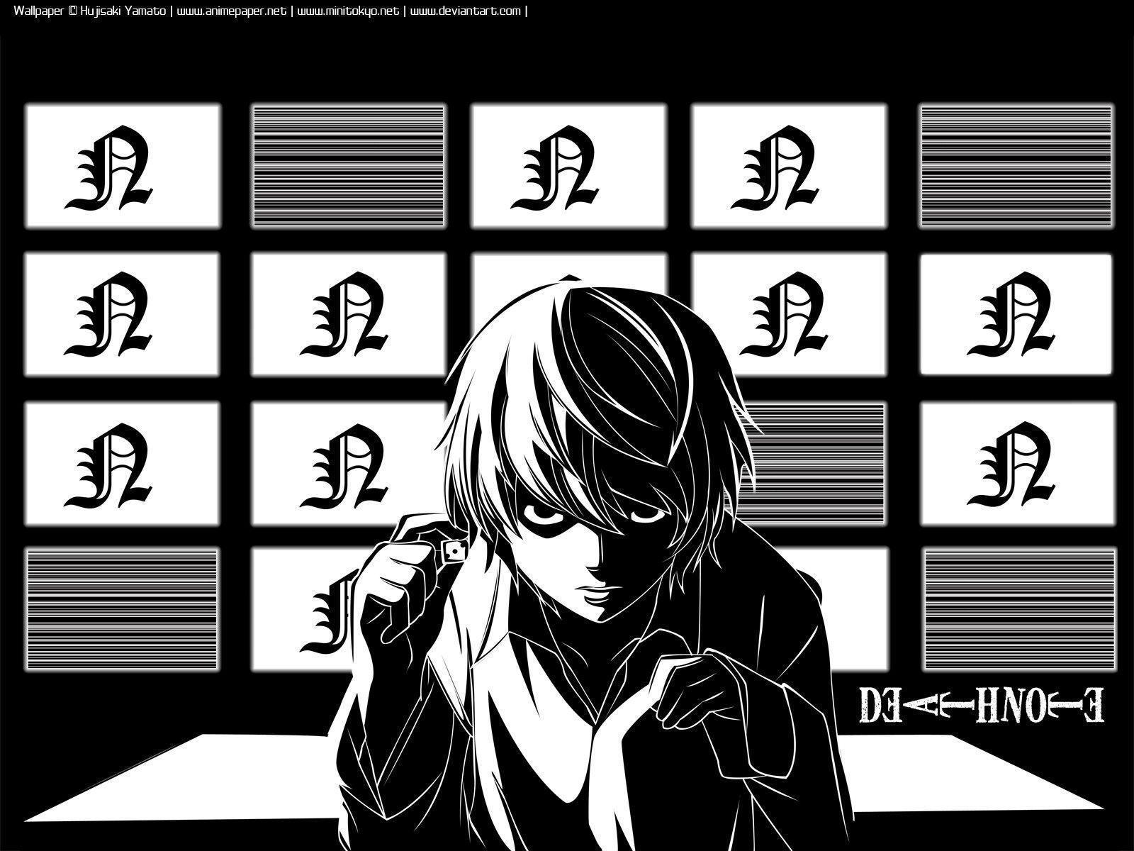 Death Note Near Wallpapers Top Free Death Note Near Backgrounds