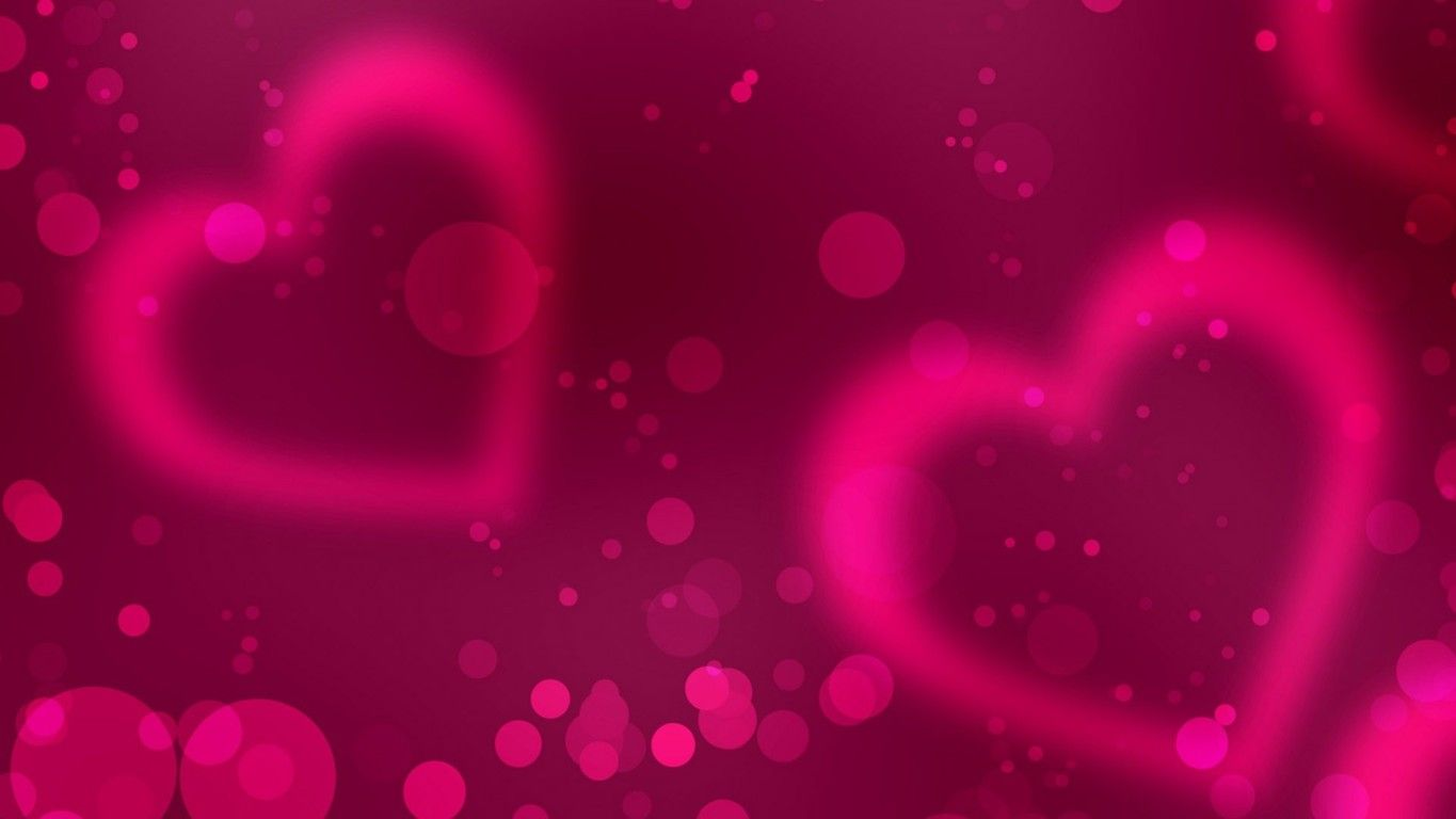 Pink Heart Wallpapers Top Free Pink Heart Backgrounds