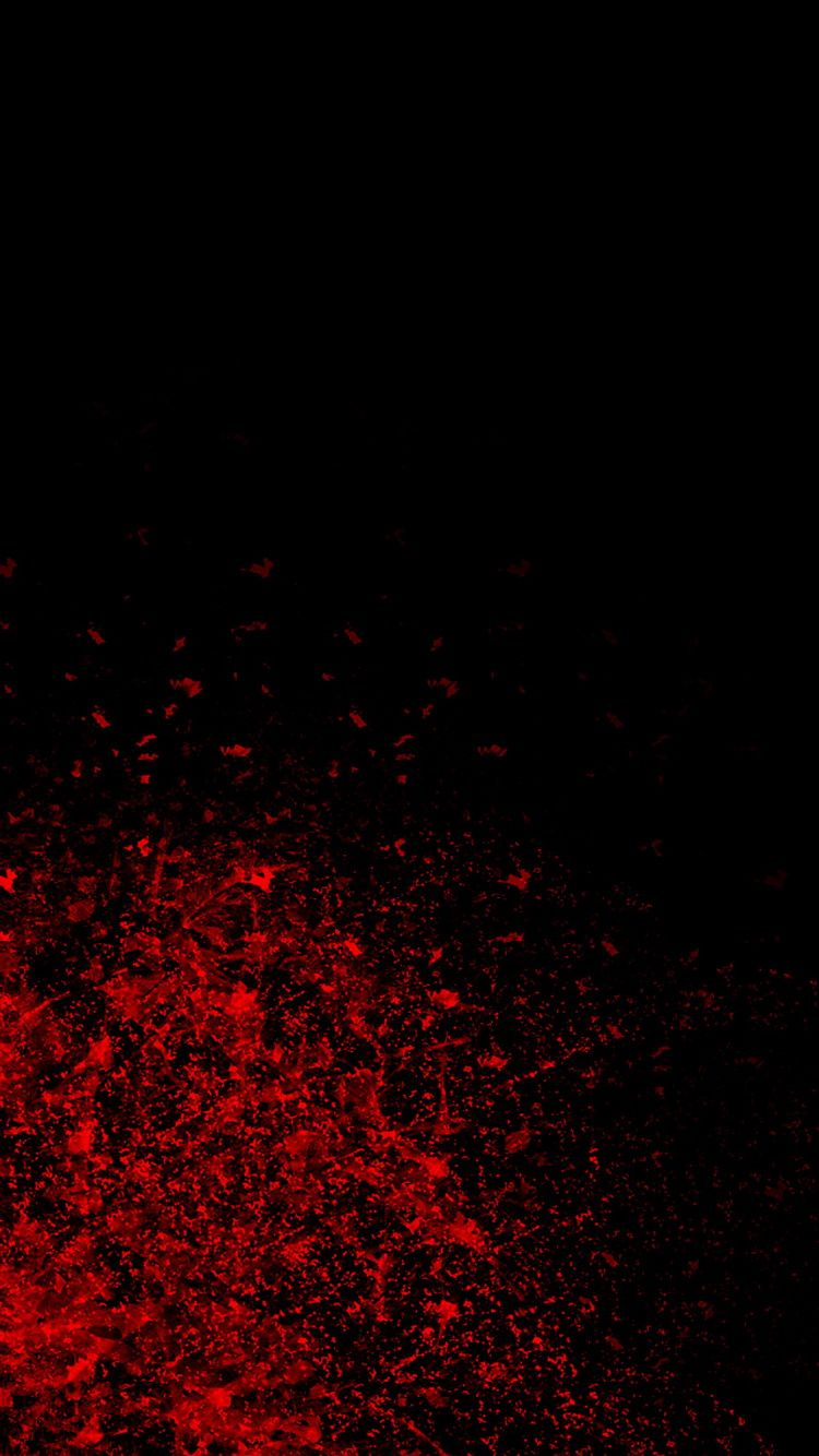 Red And Black Iphone Wallpapers Top Free Red And Black Iphone