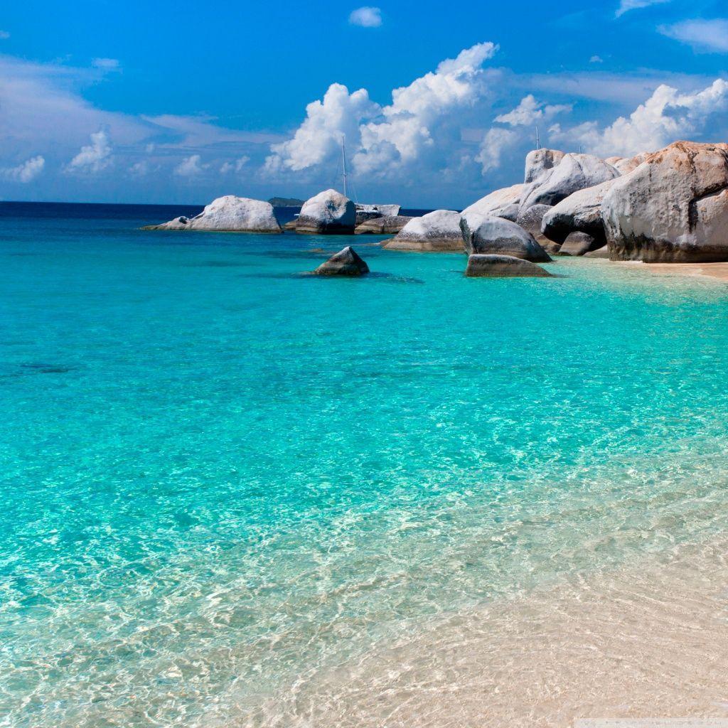 Beach Scenes Desktop Wallpapers
