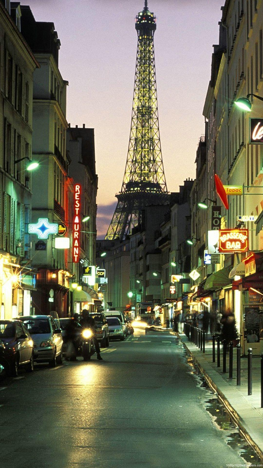Paris Street Wallpapers Top Free Paris Street