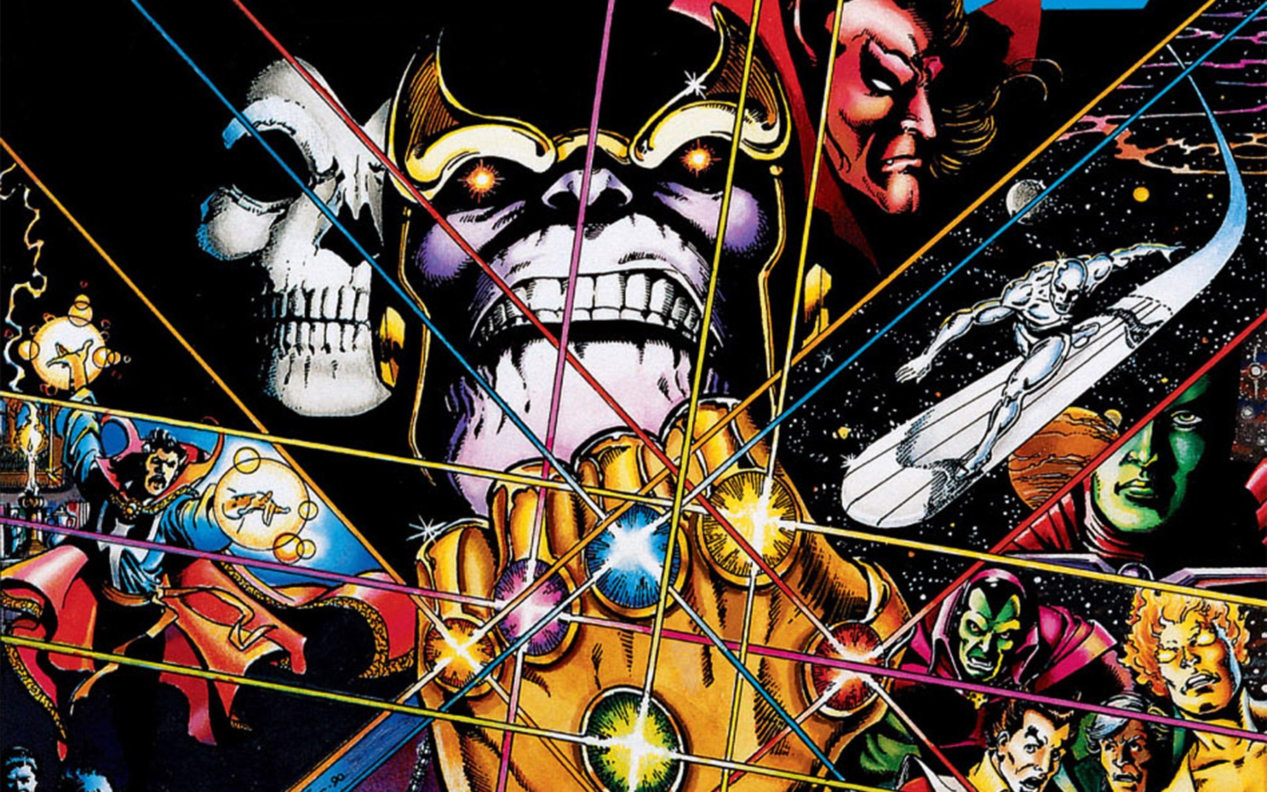 Infinity Gauntlet Wallpapers Top Free Infinity Gauntlet Backgrounds Wallpaperaccess