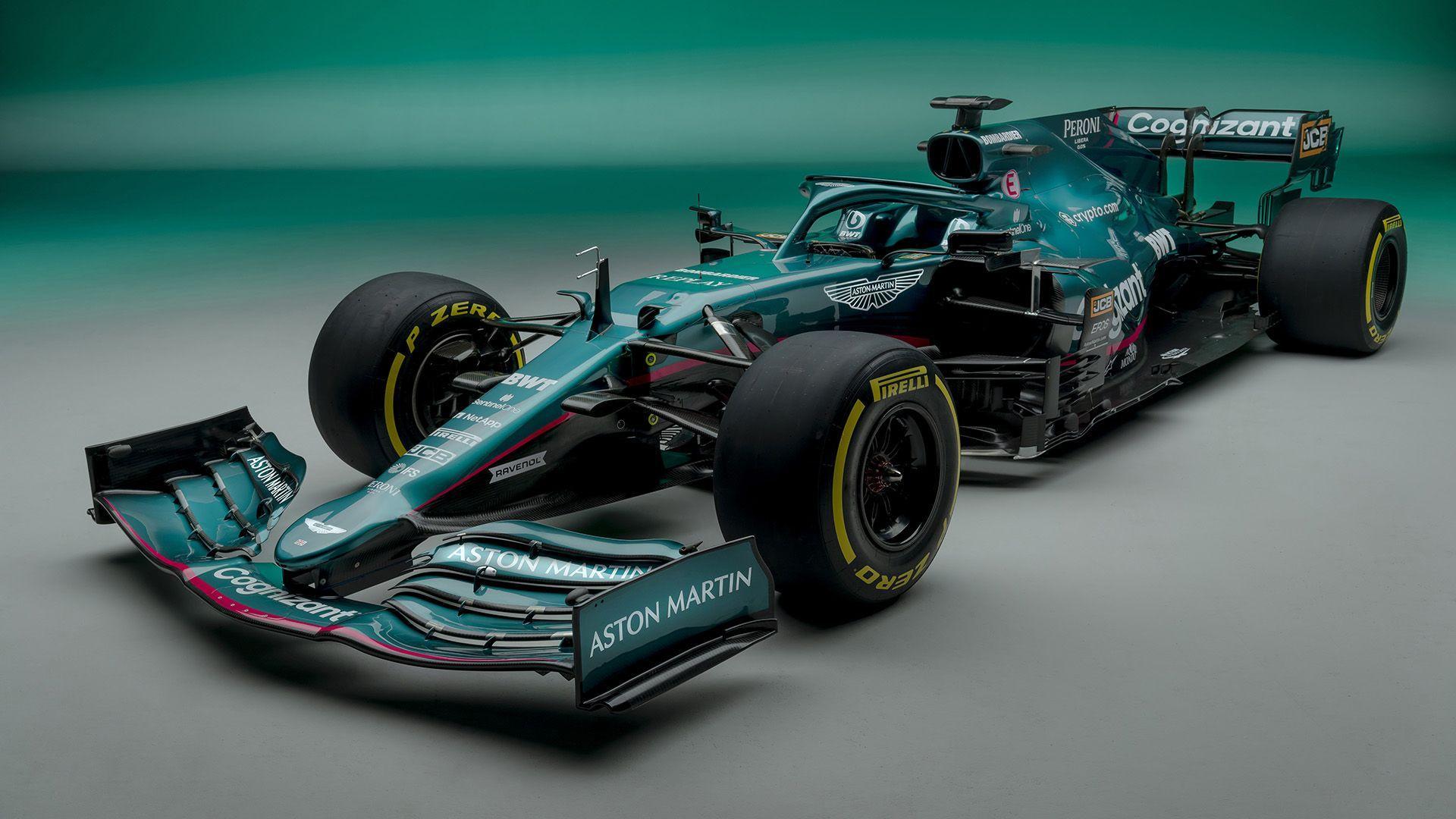 Aston Martin Cognizant F1 Team Teams Background 2