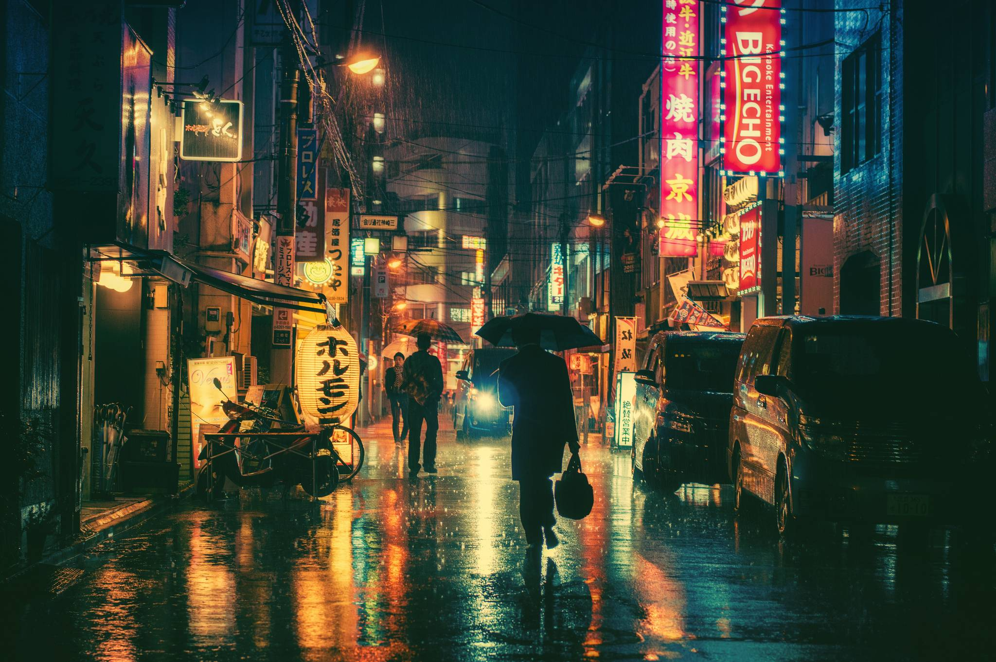 Japanese Anime City Wallpapers Top Free Japanese Anime City