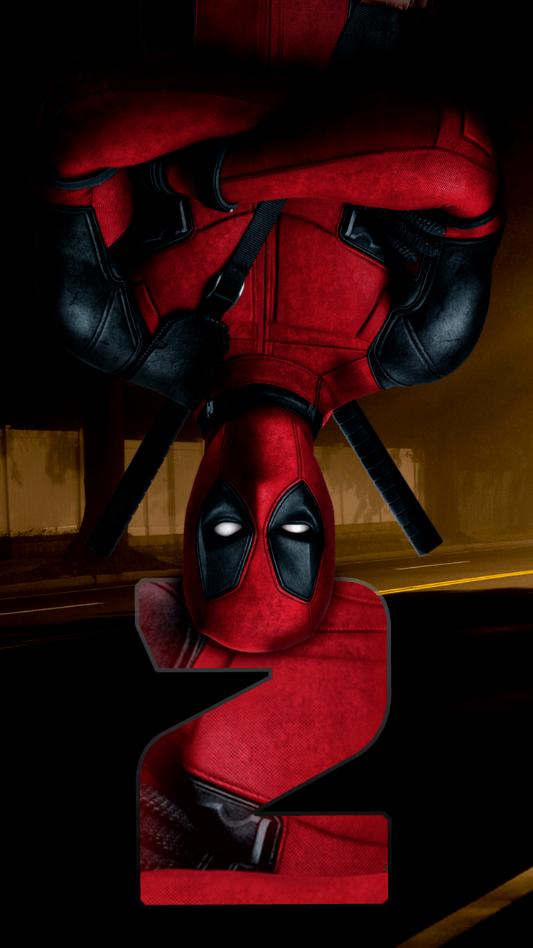 750x1334 Deadpool 2 Wallpaper for iPhone 6/7 : iWallpaper