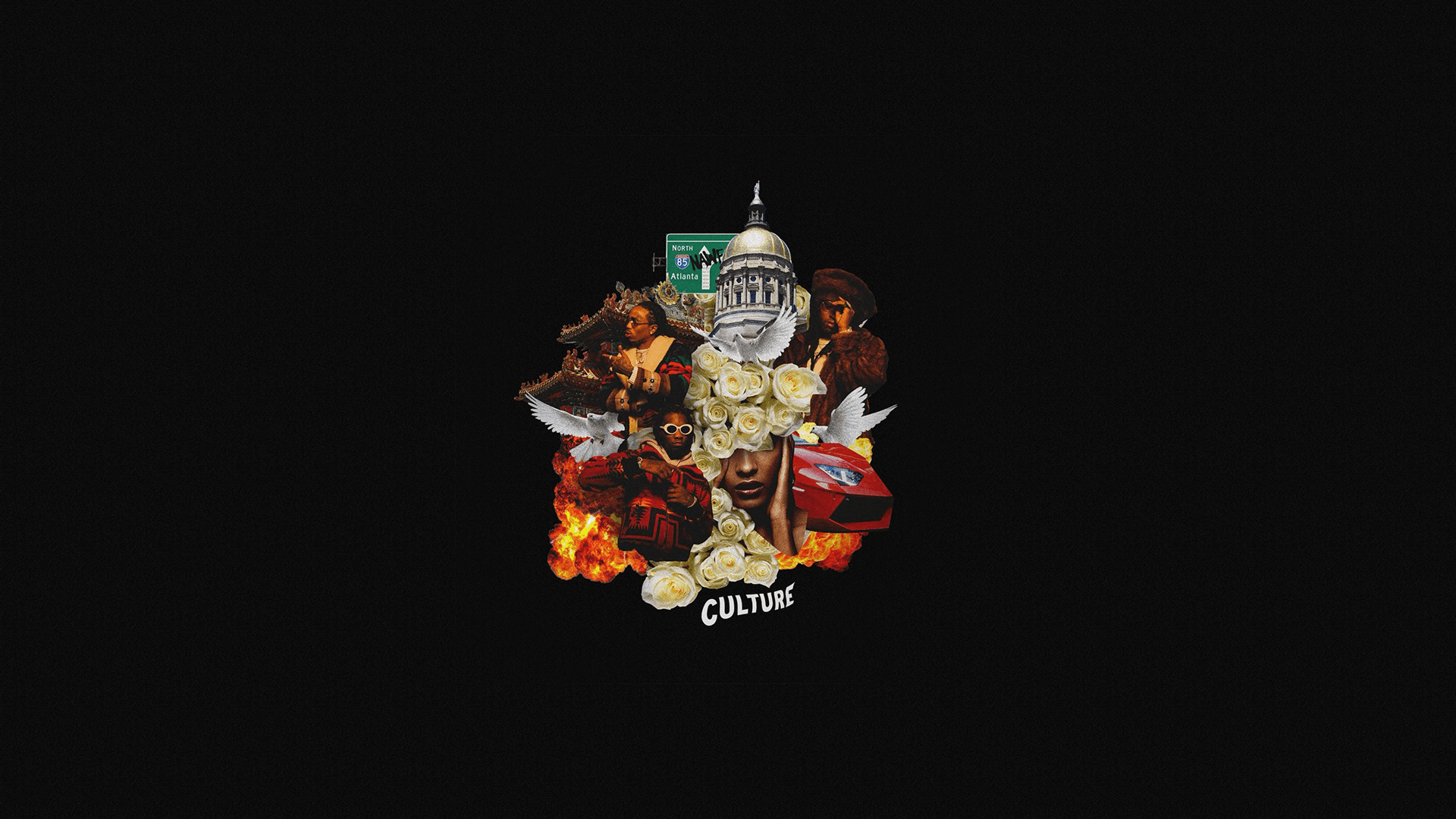 Migos Culture Album Wallpapers Top Free Migos Culture