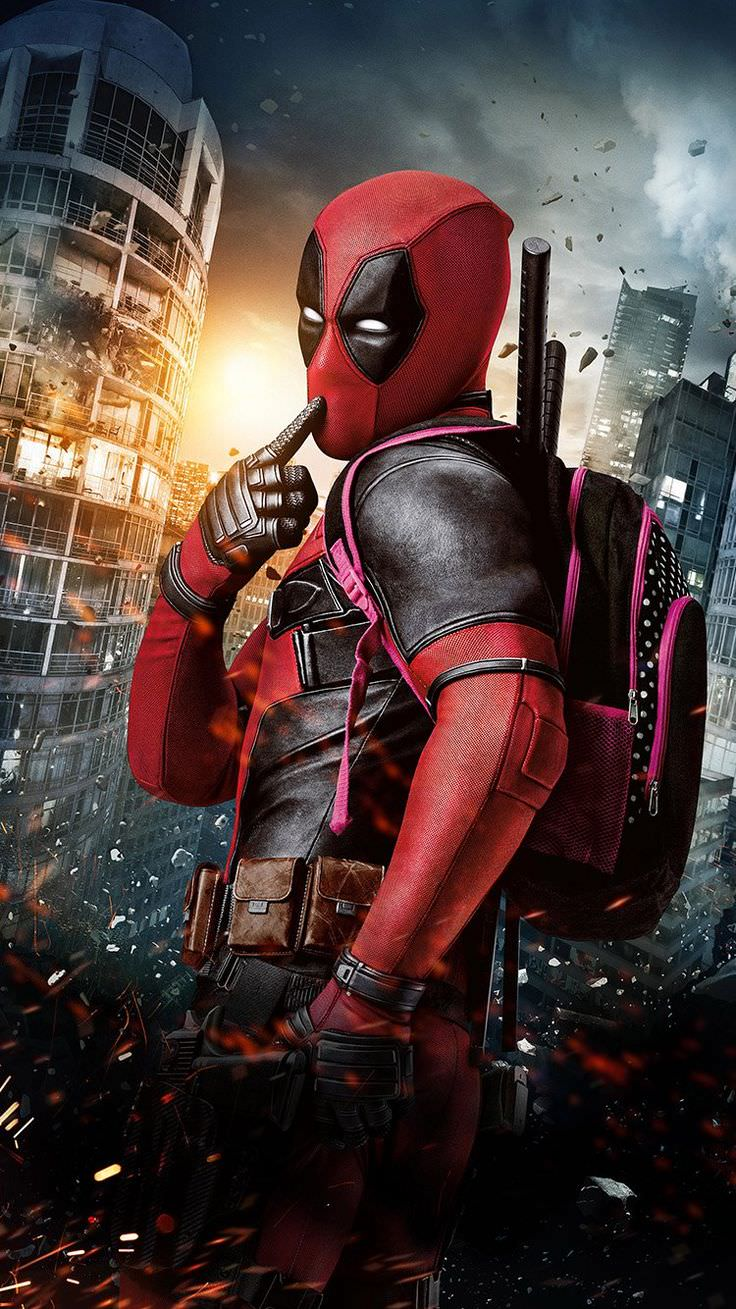 Deadpool 2 Iphone Wallpapers Top Free Deadpool 2 Iphone