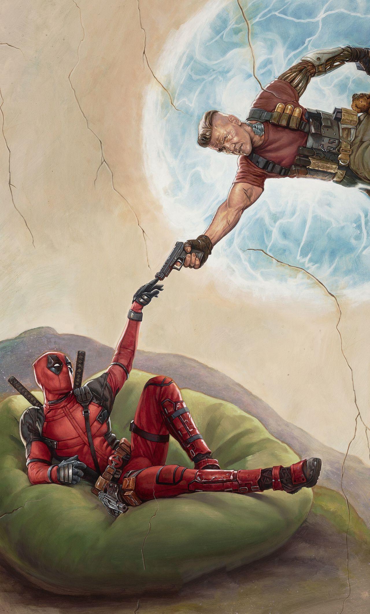 40 Best Free Deadpool 2 Iphone Wallpapers Wallpaperaccess