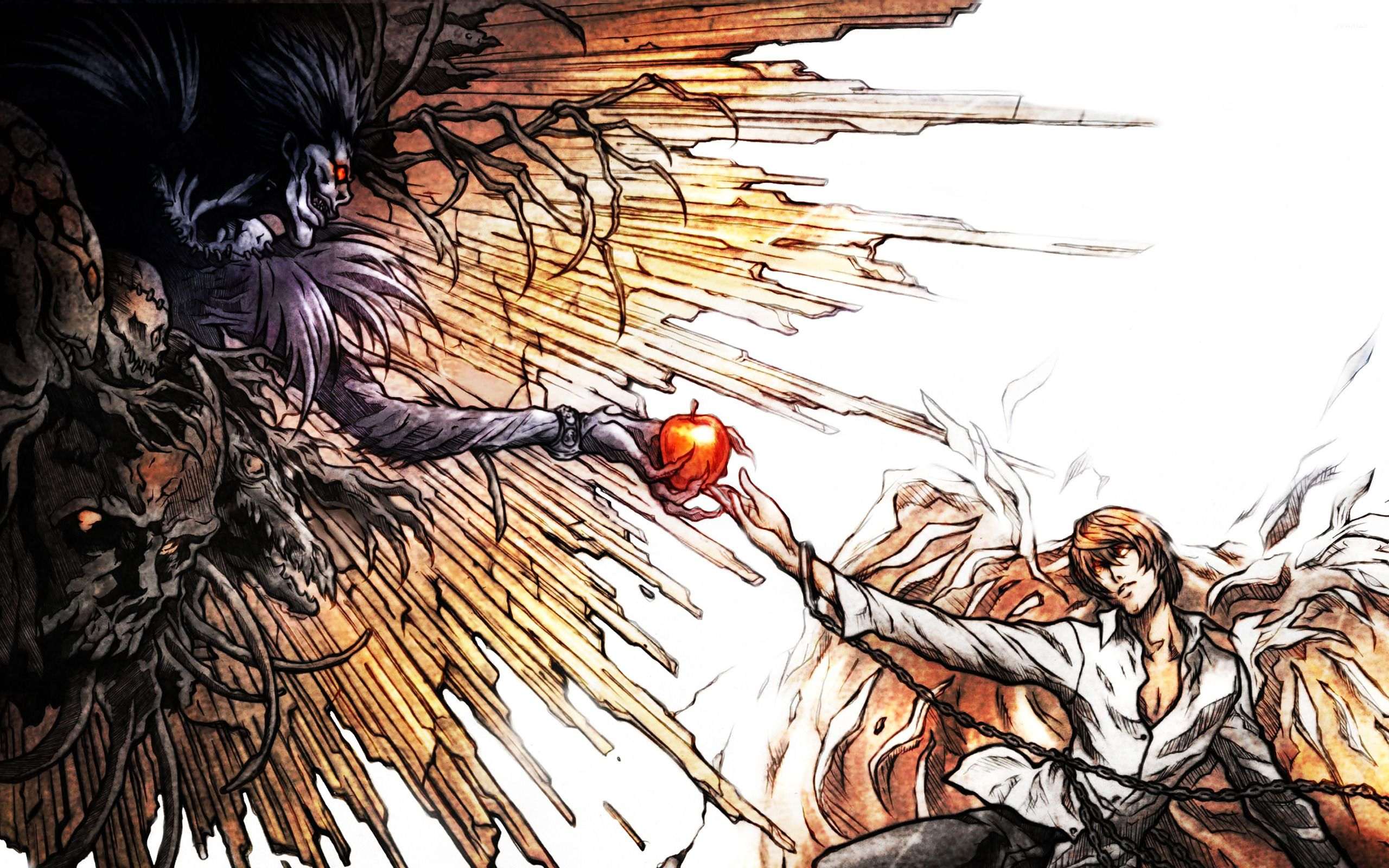 Death Note Anime Wallpapers Top Free Death Note Anime
