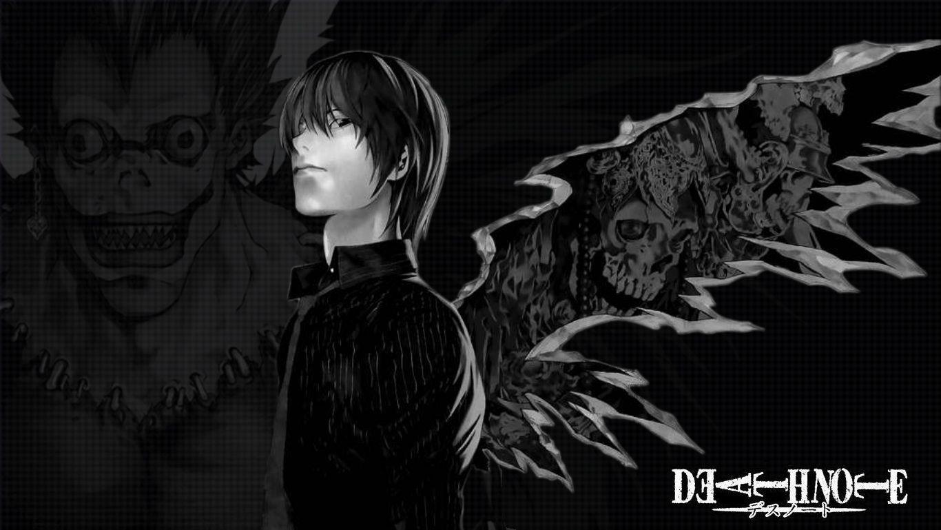 Hình nền Death Note 1366x769