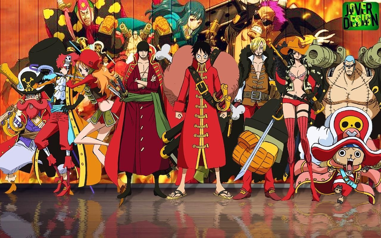 One Piece Pc Wallpapers Top Free One Piece Pc Backgrounds Wallpaperaccess