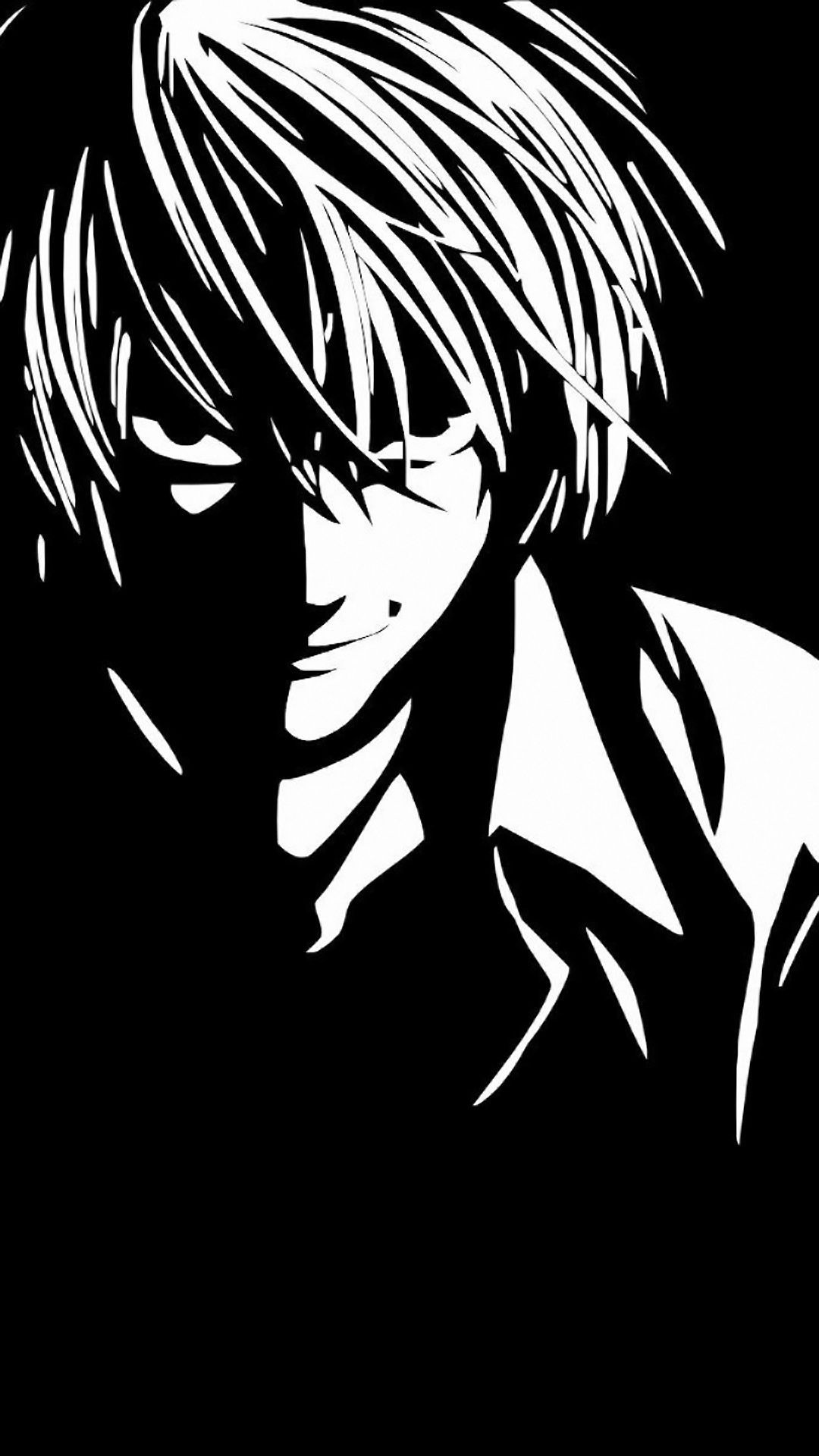 Kira Death Note Phone Wallpapers Top Free Kira Death Note