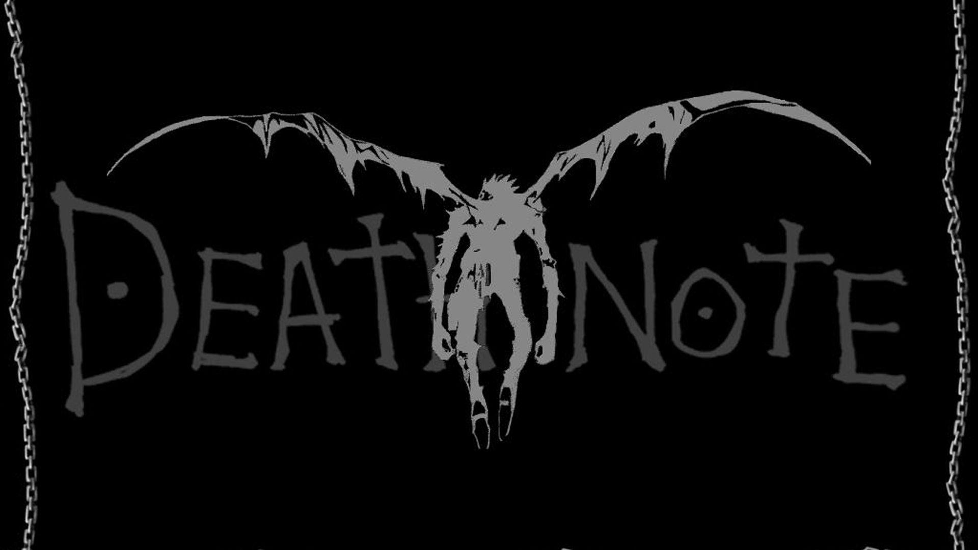 1920x1080 Death Note Devil Anime Wallpaper Hình nền máy tính.  Cao