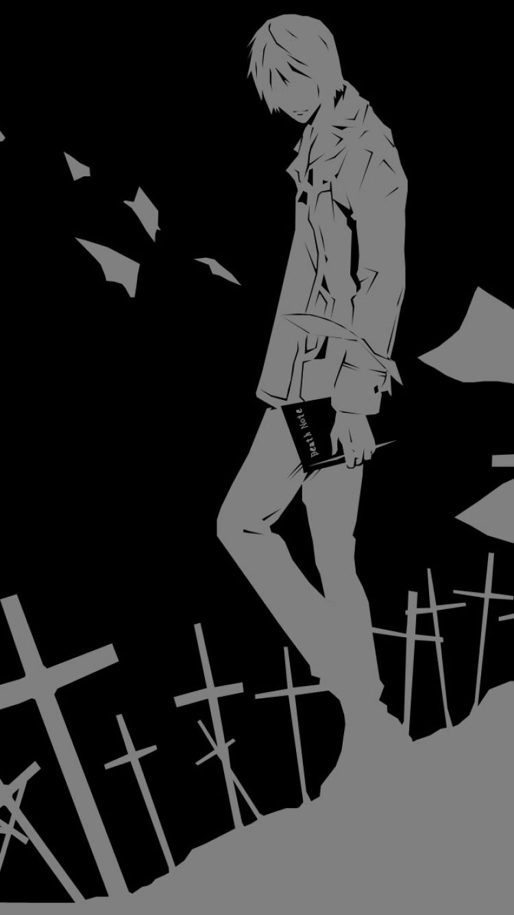 Image Result For Note Anime Iphone Wallpaper