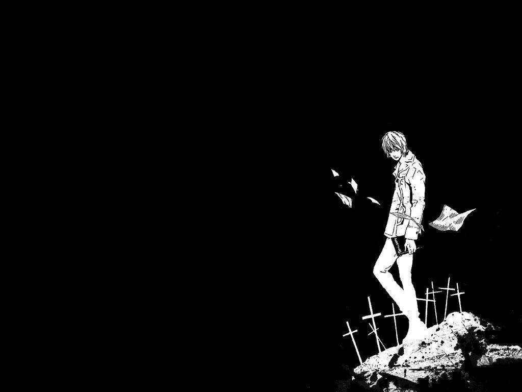 Hình nền Death Note Light 1024x768