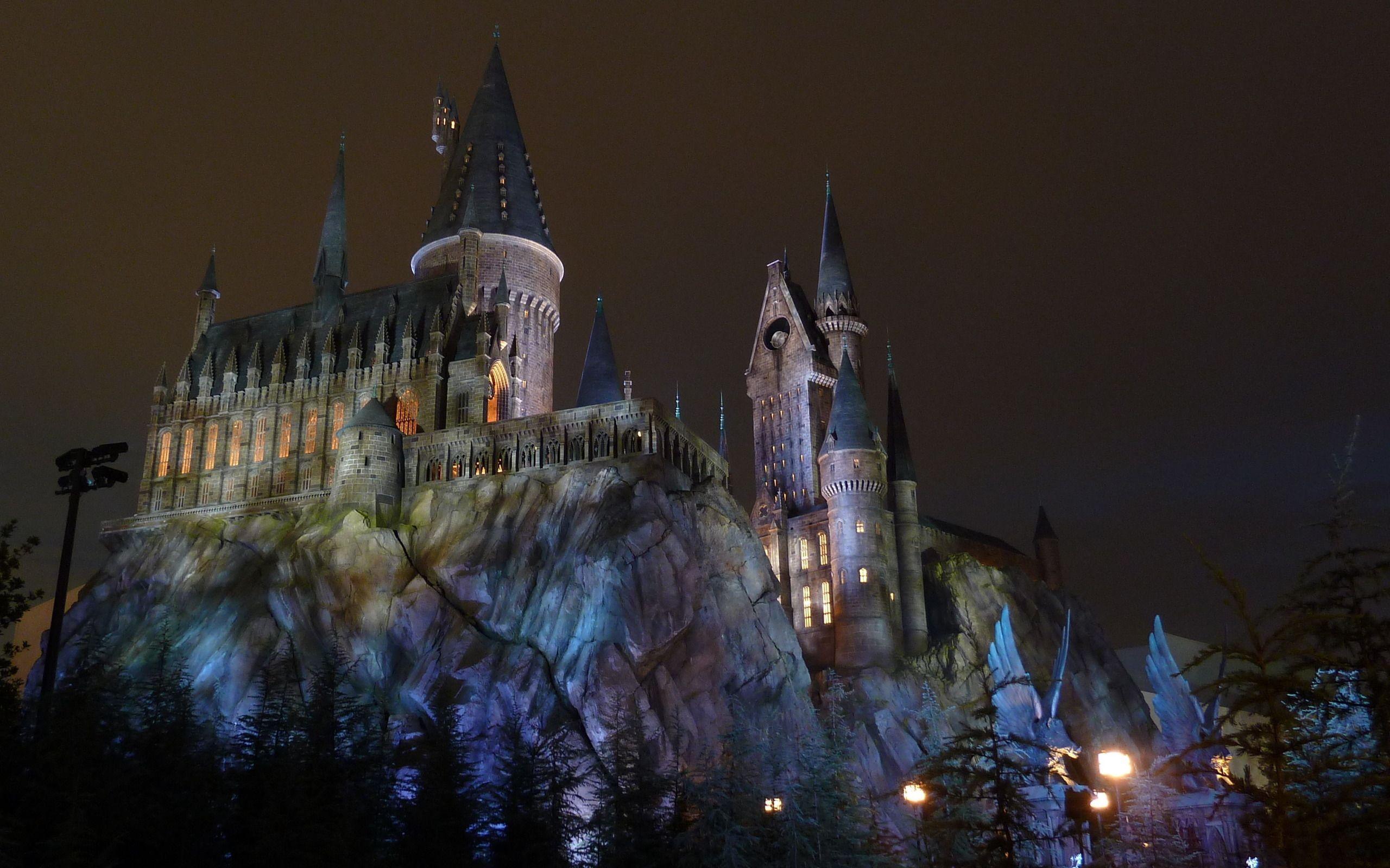 Hogwarts Castle Wallpapers Top Free Hogwarts Castle Backgrounds Wallpaperaccess