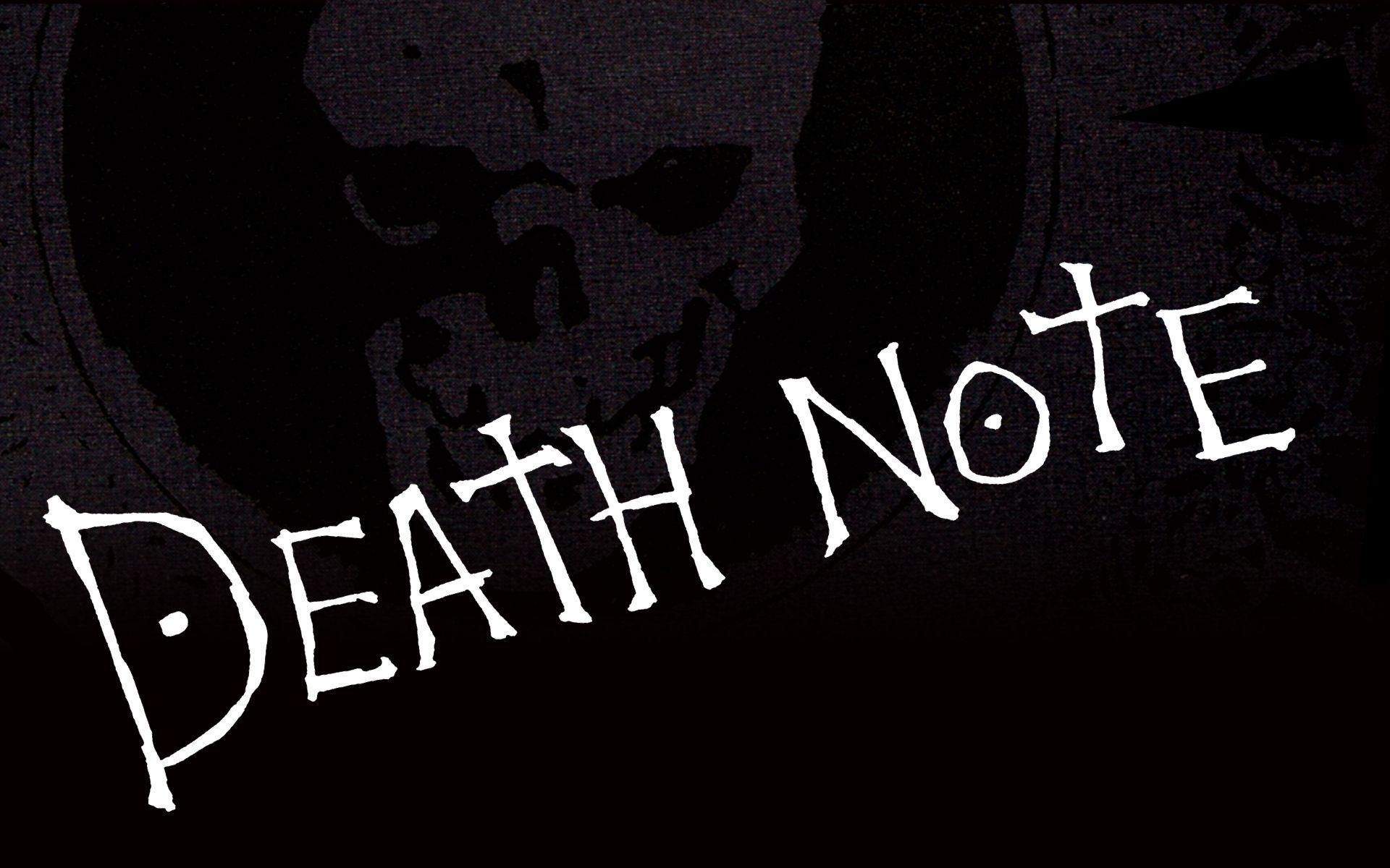 Hình nền HD 1920x1200 BlindBandit92 + Tamar20 hình ảnh Death Note