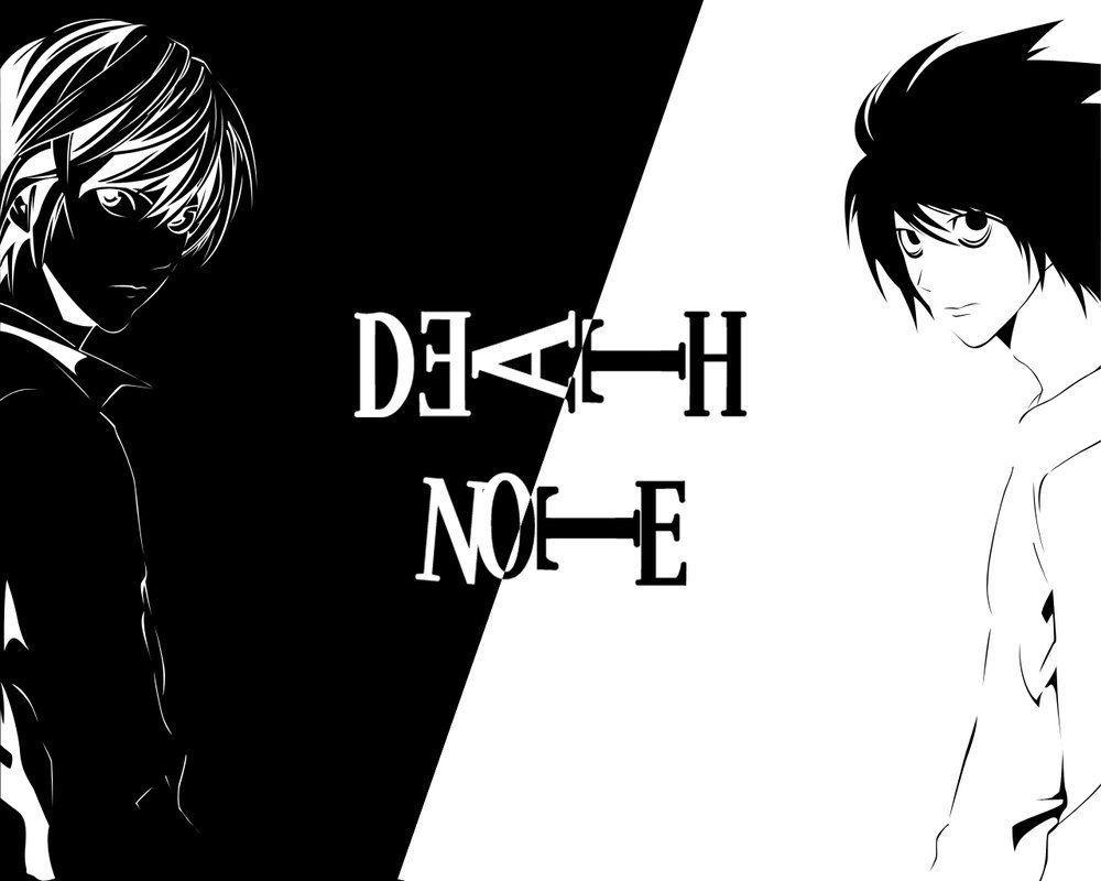 Hình nền Death Note 1000x800
