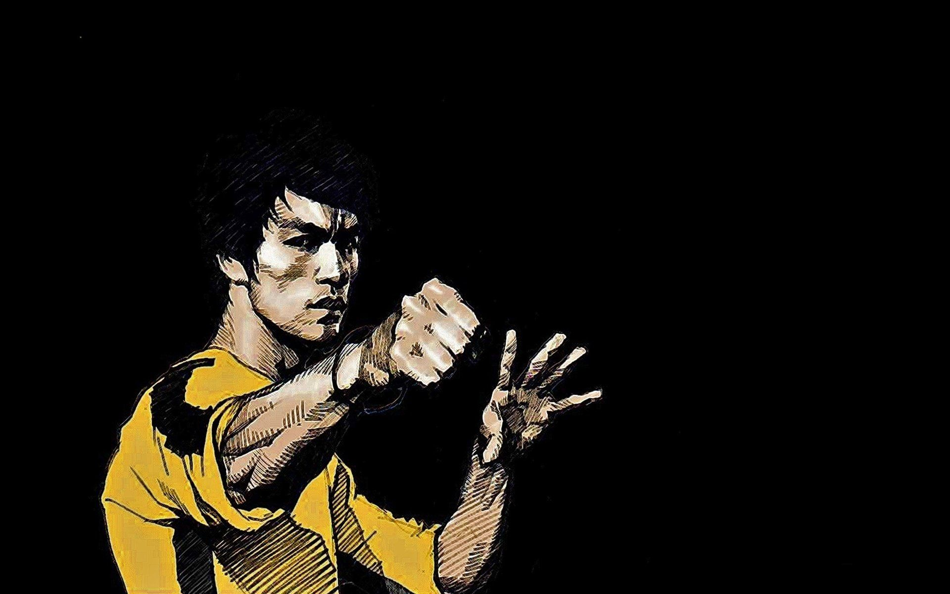 1920x1200 46 Bruce Lee HD Wallpapers | Background Images - Wallpaper Abyss