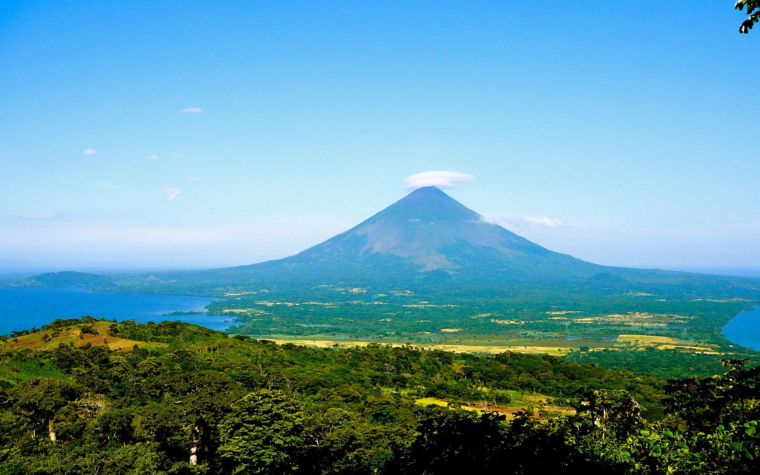 Nicaragua - största länderna i Nordamerika