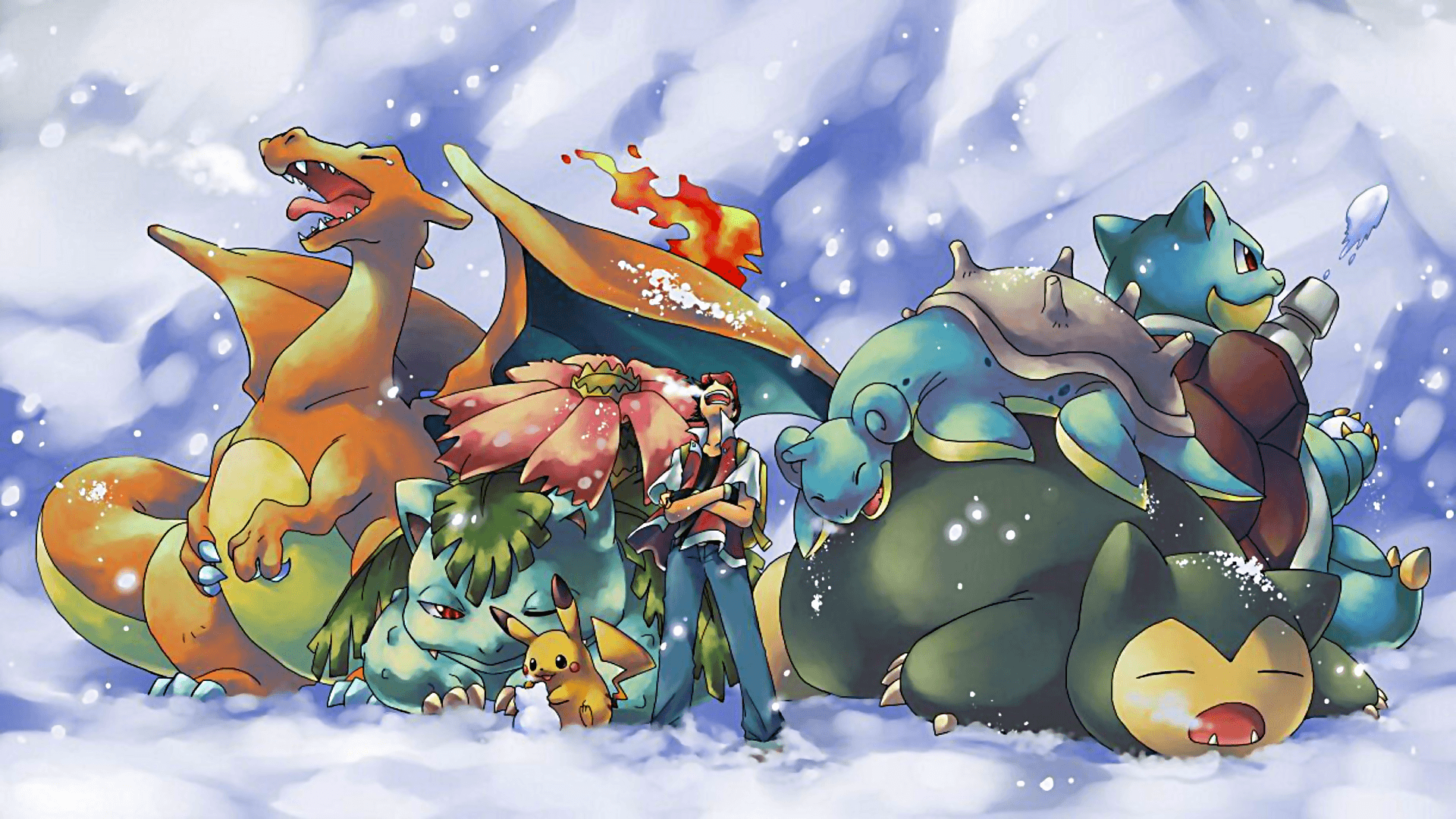 Picture Vs Red Mt Silver Pokemon Wallpapers Top Free Picture