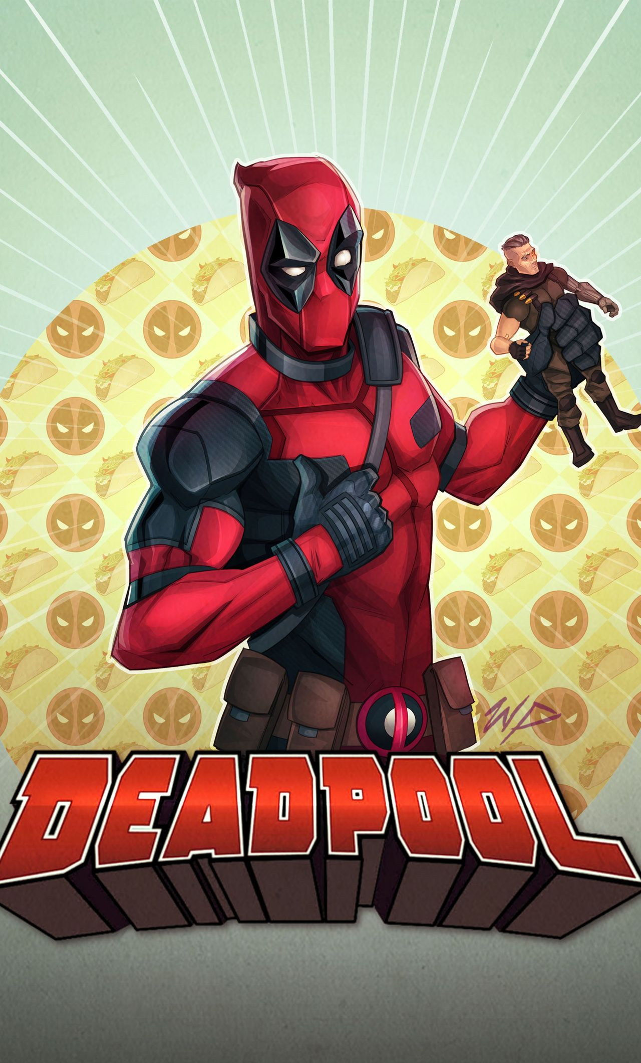 Deadpool 2 Iphone Wallpapers Top Free Deadpool 2 Iphone