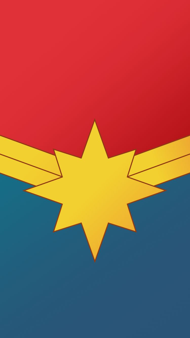 Captain Marvel Phone Wallpapers Top Free Captain Marvel