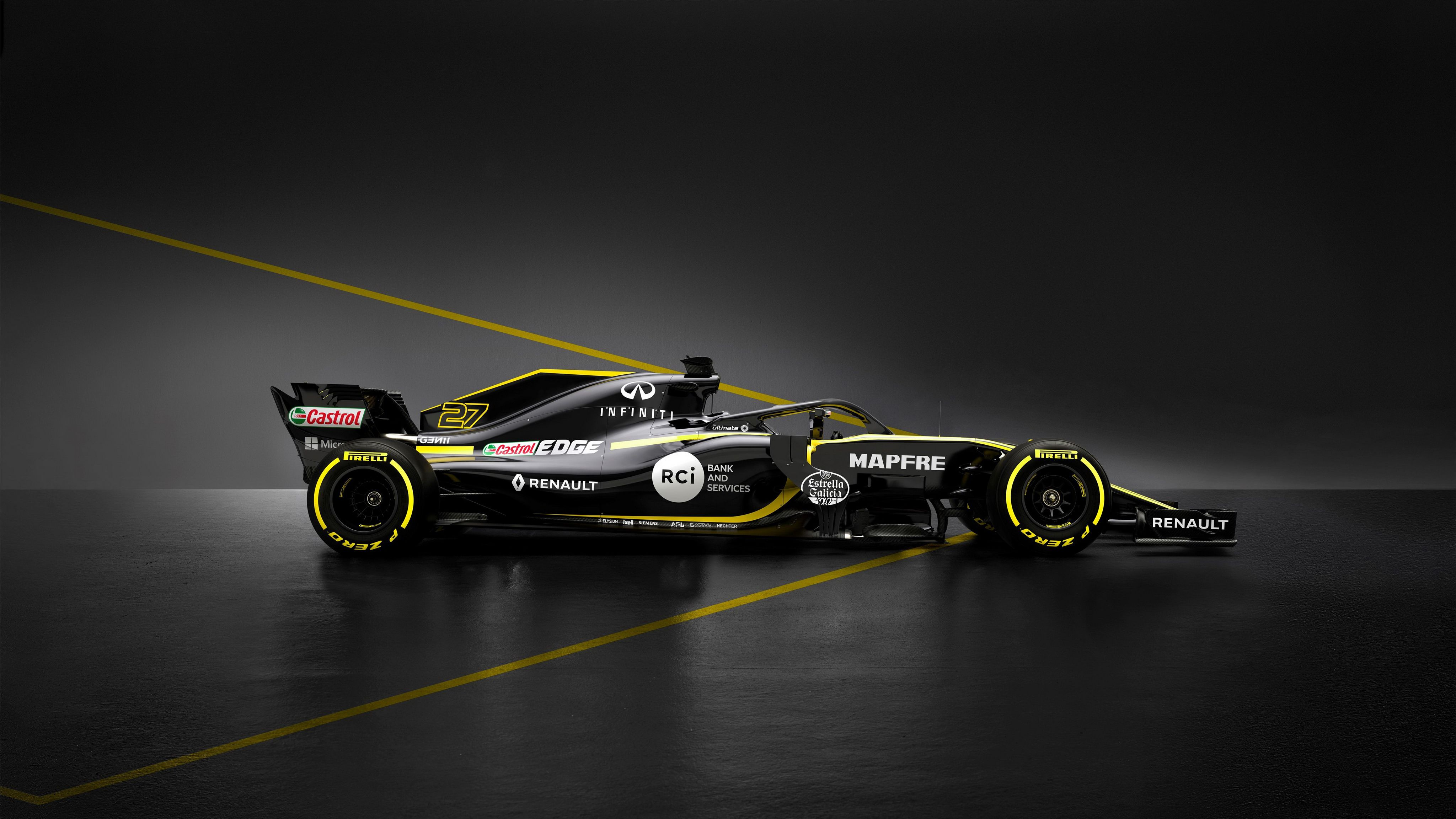 Mercedes Gp Formula 1 4k Hd Desktop Wallpaper For 4k Ultra