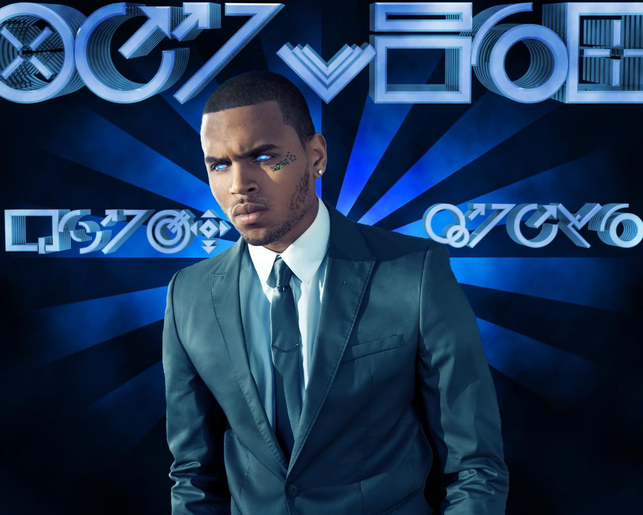 Chris brown fortune review funny