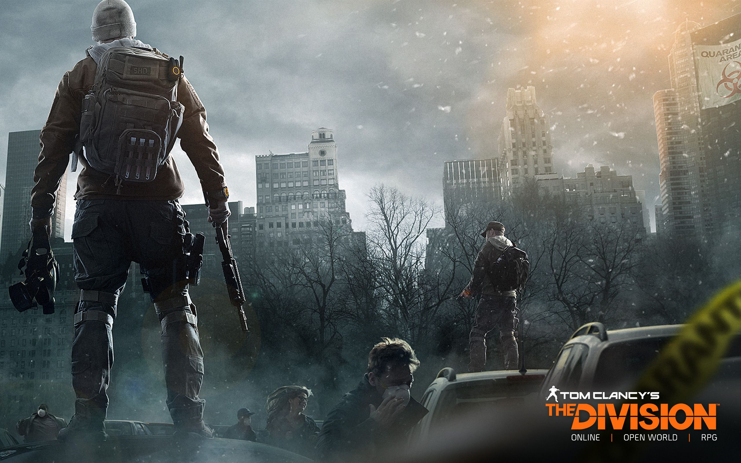 Tom Clancys The Division Wallpapers Top Free Tom Clancys