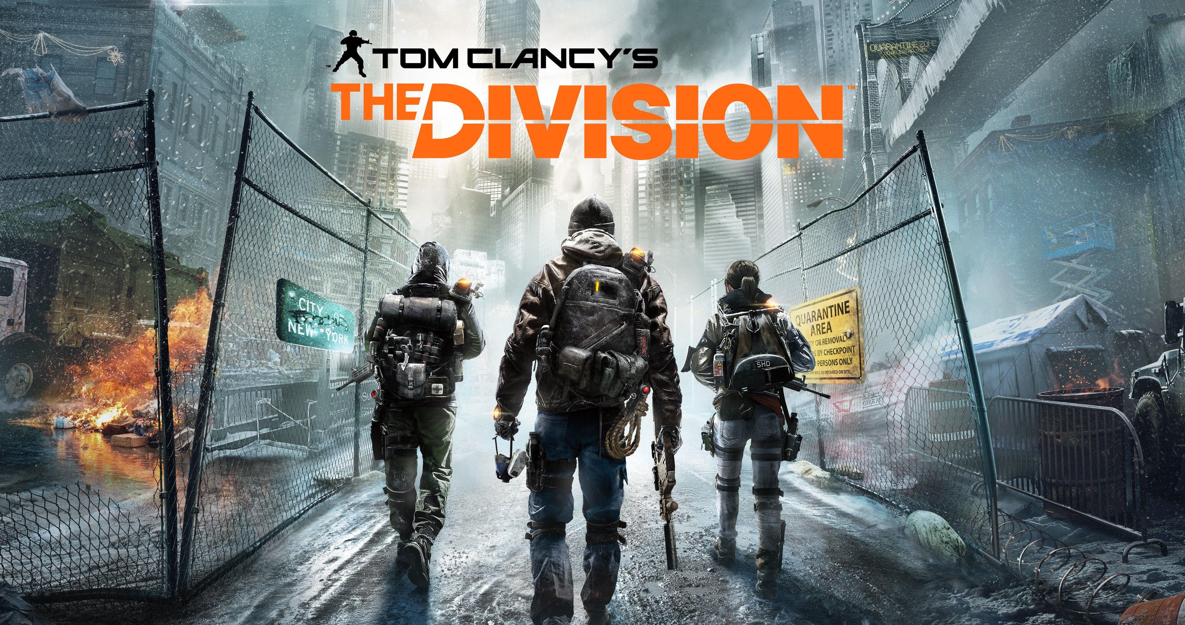 The Division 4k Wallpapers Top Free The Division 4k Backgrounds Wallpaperaccess