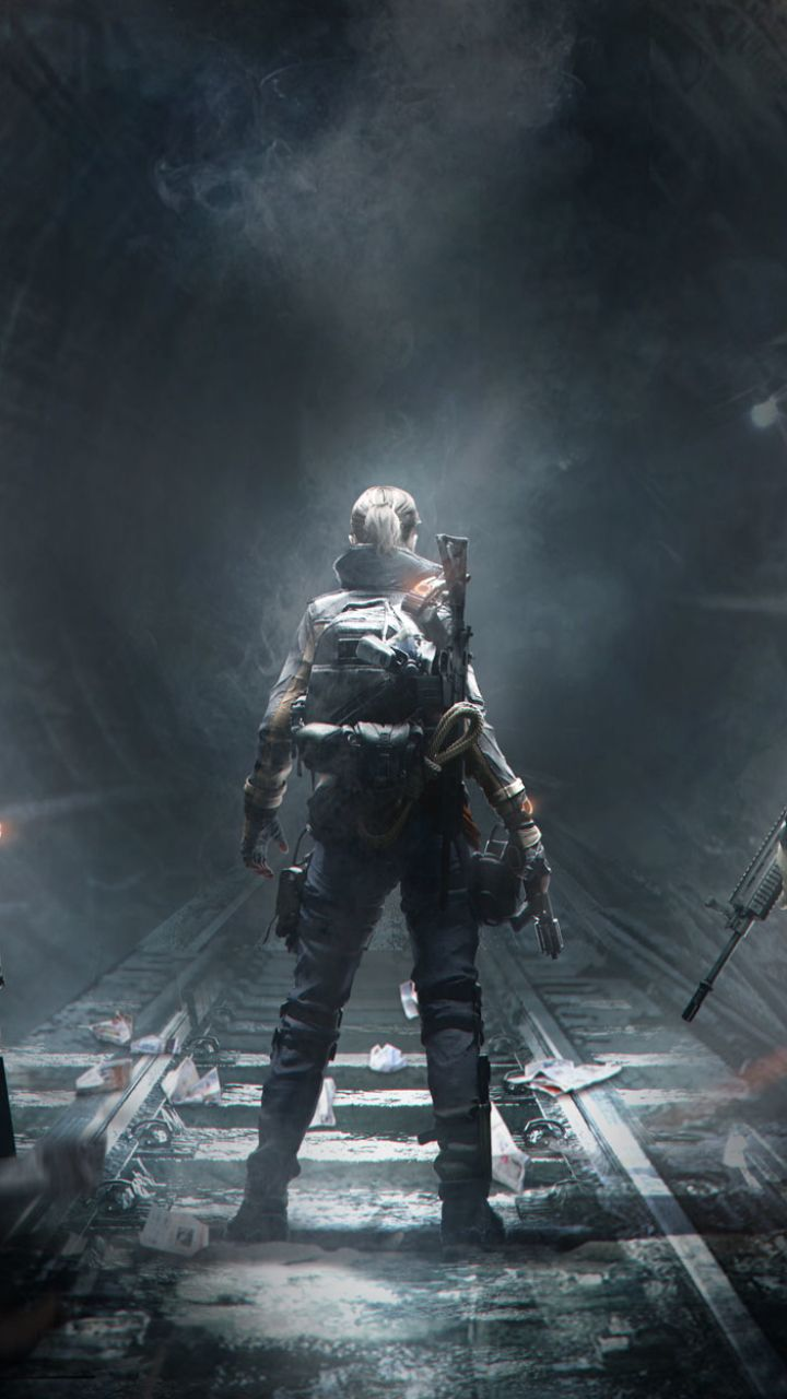 Tom Clancy's the Division Wallpapers - Top Free Tom Clancy ...