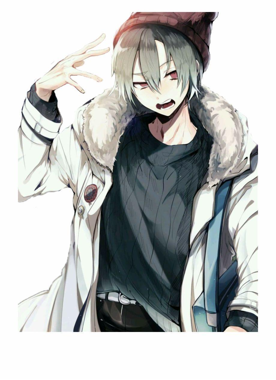 920x1266 Anime Boy with Hoodie hình nền