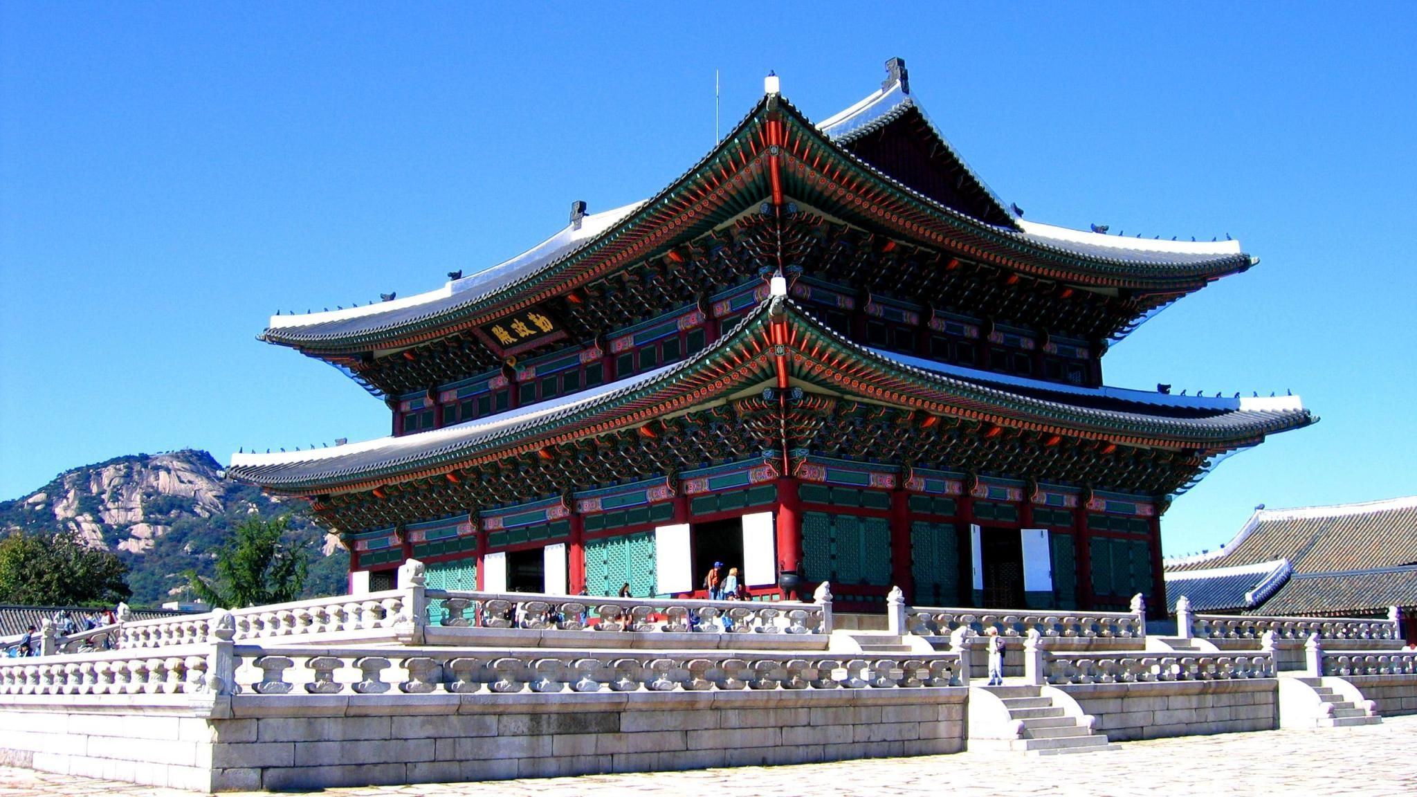 South Korea Palace Wallpapers - Top Free South Korea Palace ...
